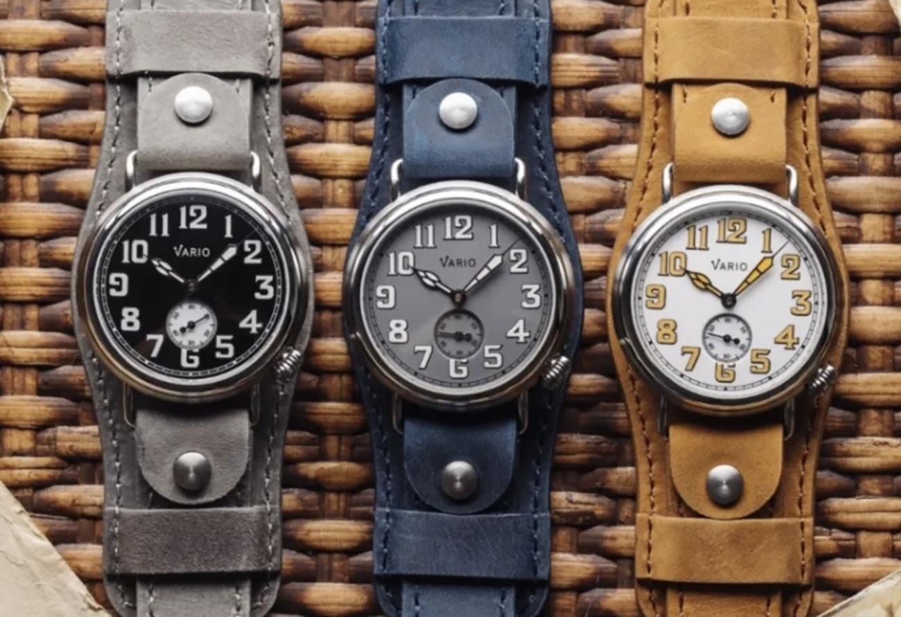 Έξι πανέμορφα ρολόγια με έμπνευση τον Α Παγκόσμιο Πόλεμο