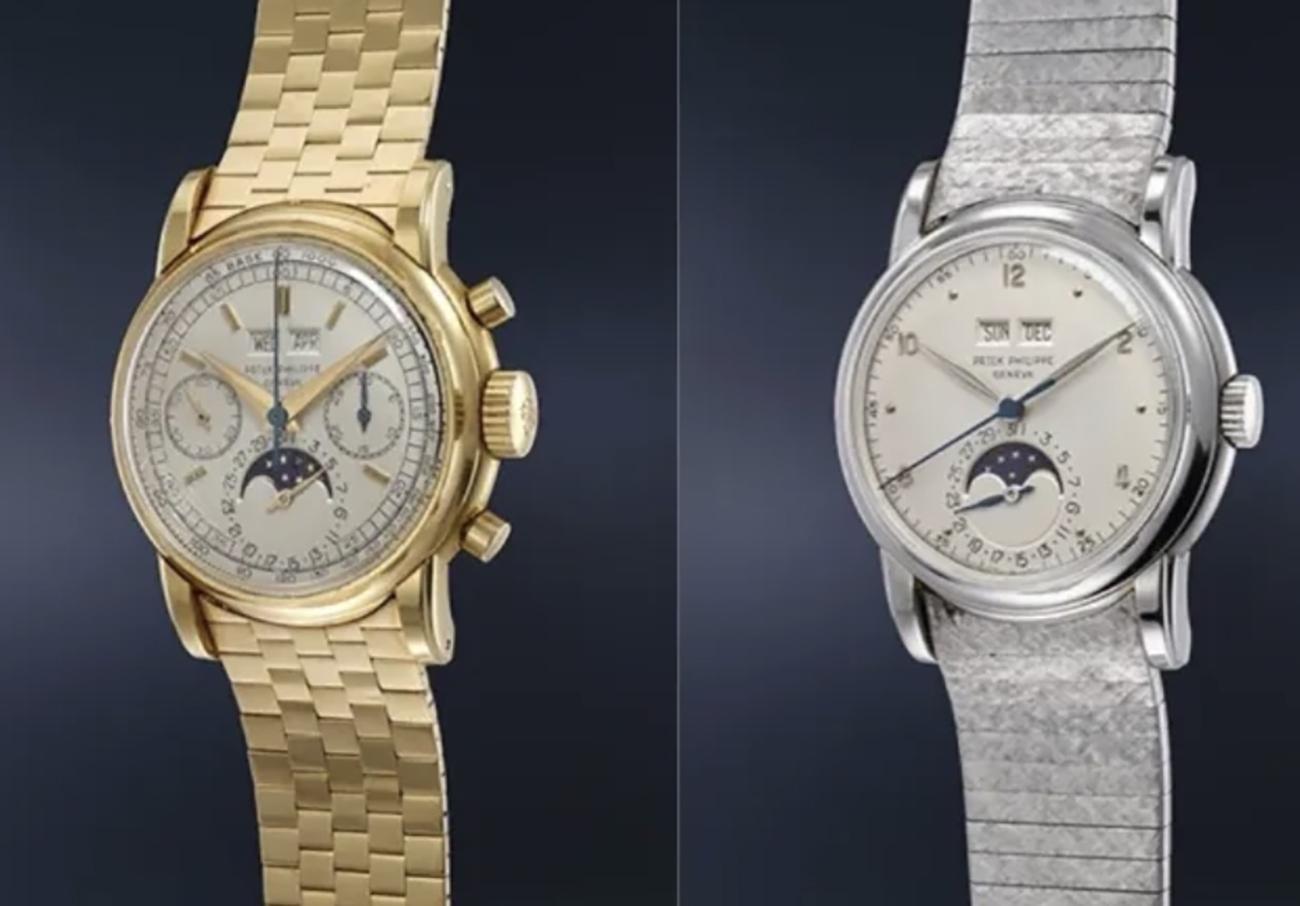 Δύο σπάνια ρολόγια που πρόκειται να κοστίσουν μέχρι και 6 εκατ. δολάρια