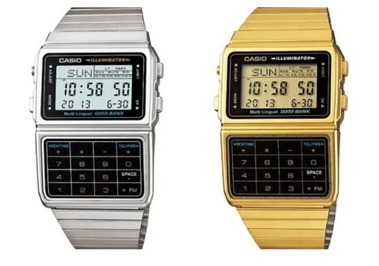 Τέσσερα ρετρό ρολόγια που λατρεύουν όλα τα παιδιά των '80s