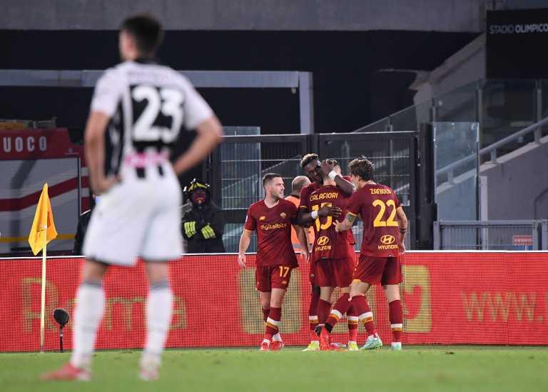 Serie A, Ρόμα - Ουντινέζε 1-0: Με Έιμπραχαμ επέστρεψαν στις νίκες οι Ρωμαίοι του Μουρίνιο
