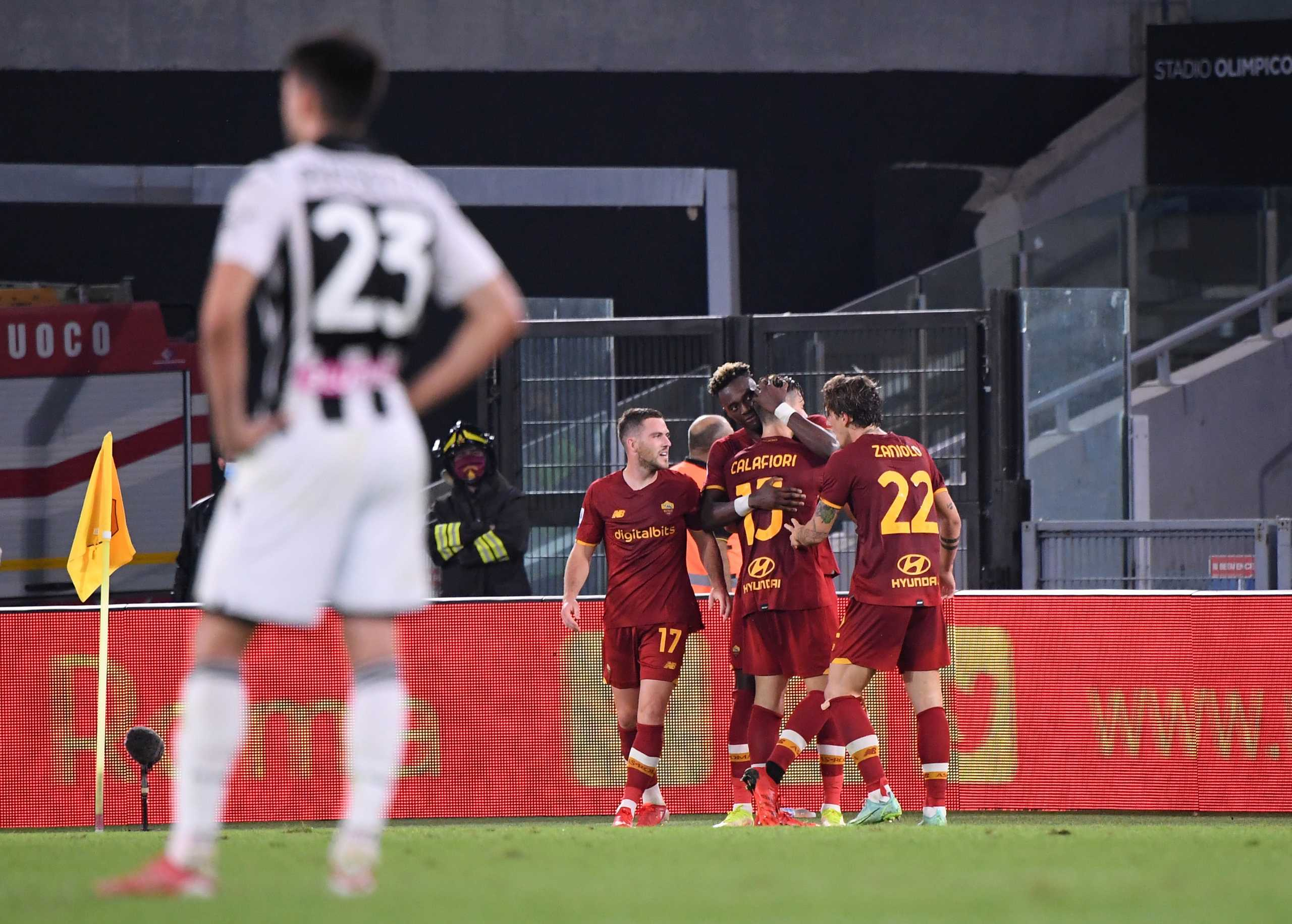 Serie A, Ρόμα – Ουντινέζε 1-0: Με Έιμπραχαμ επέστρεψαν στις νίκες οι Ρωμαίοι του Μουρίνιο