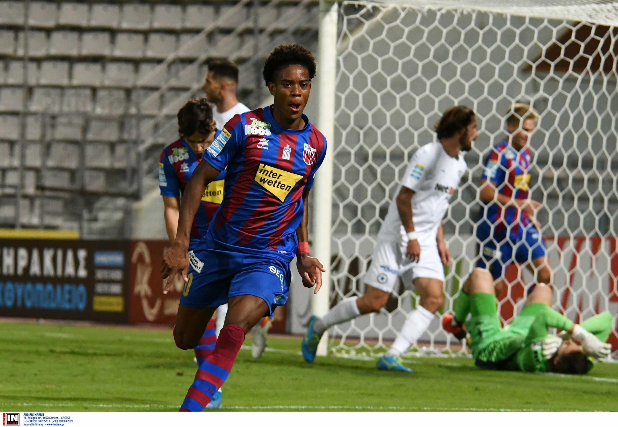 Super League 1, Βόλος – Ατρόμητος 3-0: Ασταμάτητοι και πρωτοπόροι οι Θεσσαλοί