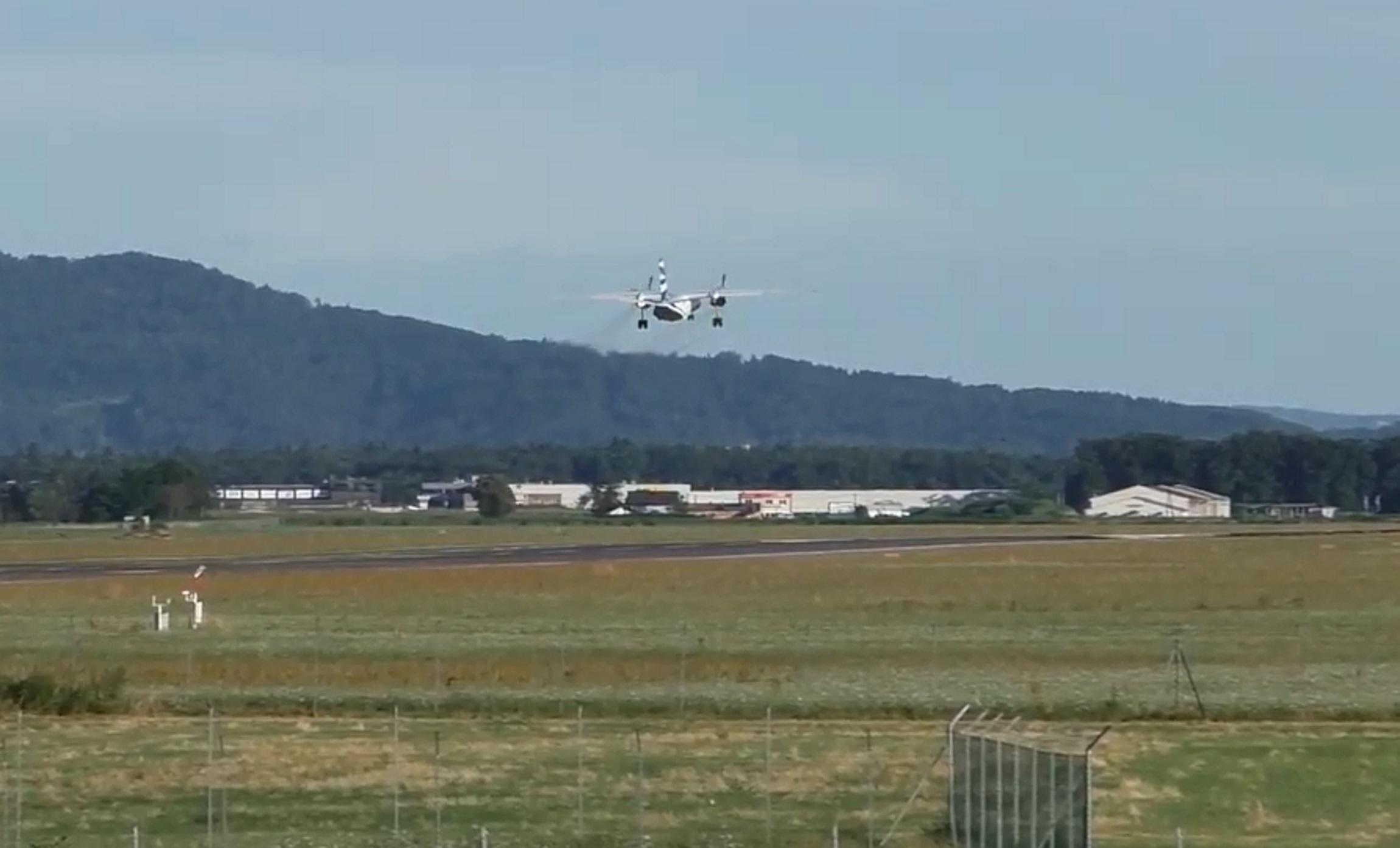 Ρωσία: Συνετρίβη μεταγωγικό αεροσκάφος An-26 με εξαμελές πλήρωμα