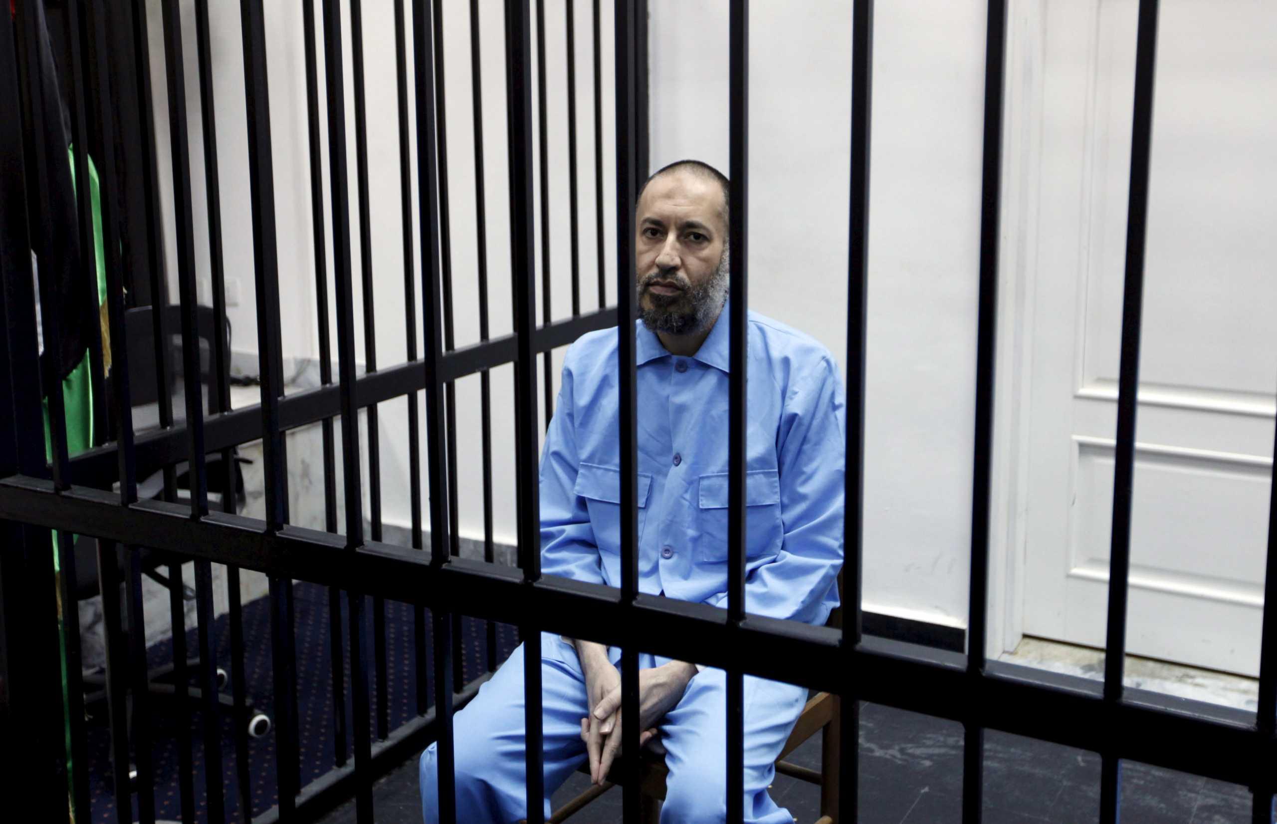Αποφυλακίστηκε ο γιος του Μουαμάρ Καντάφι κι έφυγε για Τουρκία