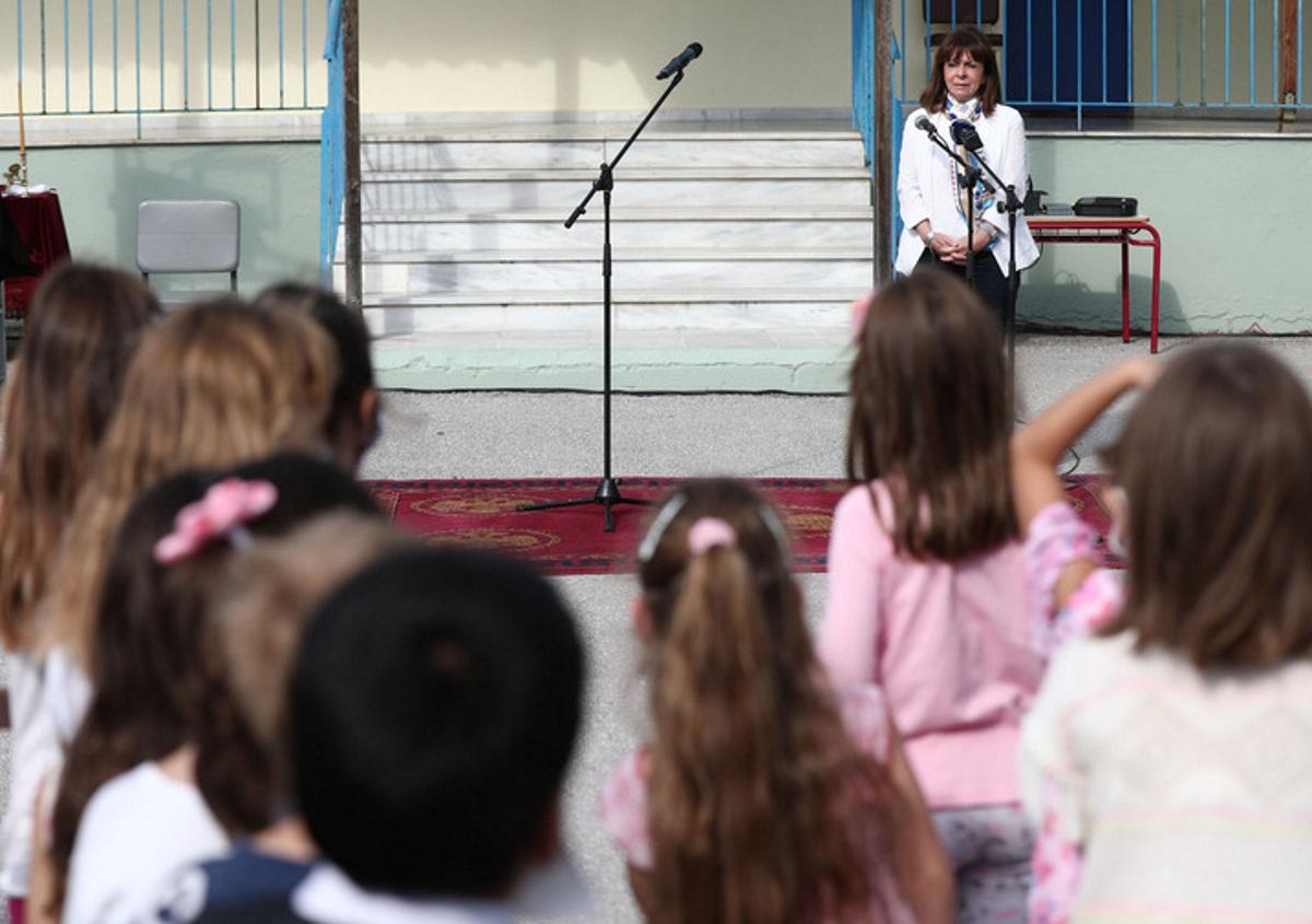 Κατερίνα Σακελλαροπούλου από Εύβοια: Η χρονιά να κυλήσει ομαλά