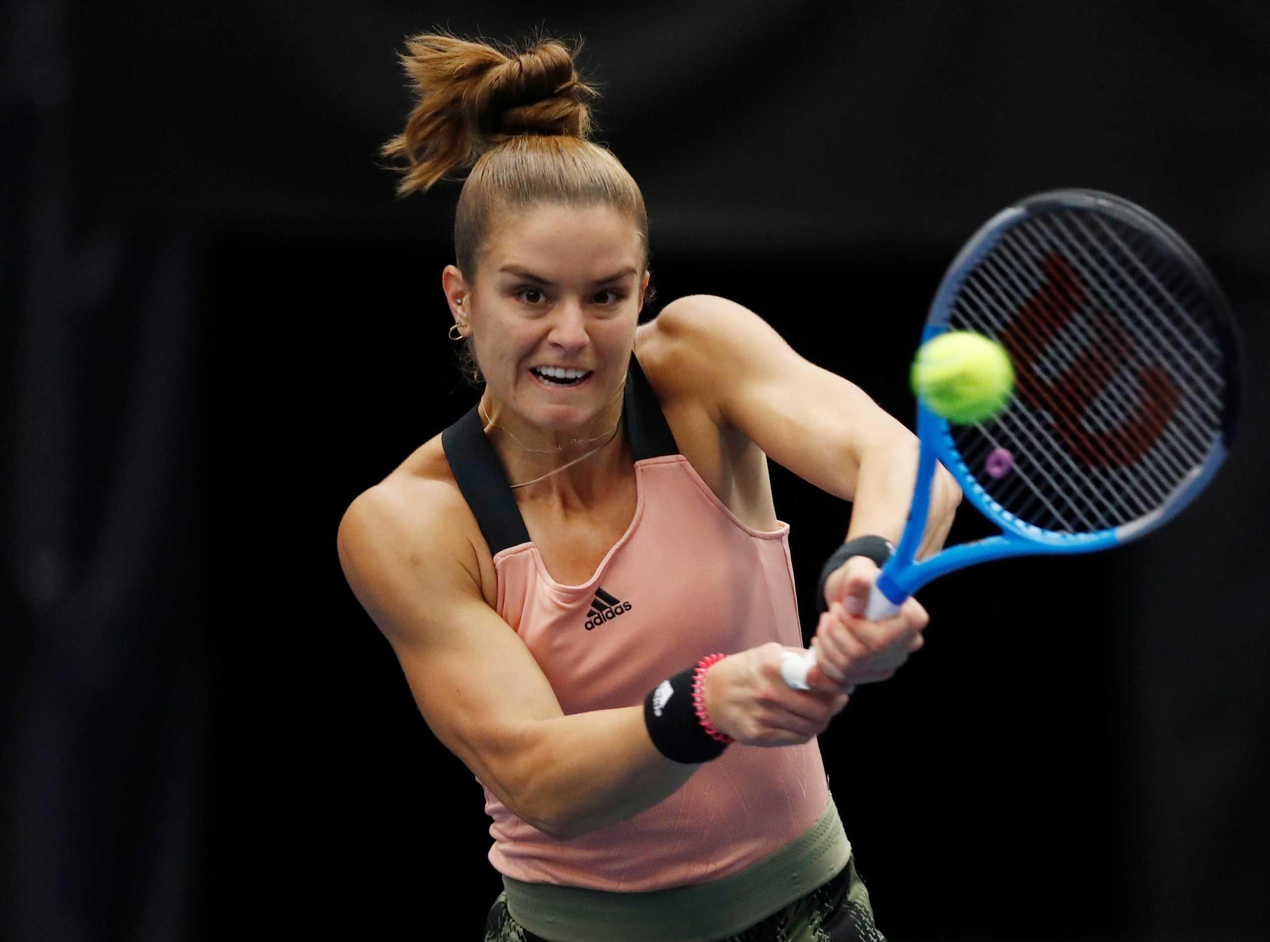 Μαρία Σάκκαρη – Ίγκα Σβιόντεκ LIVE για τα ημιτελικά του Ostrava Open