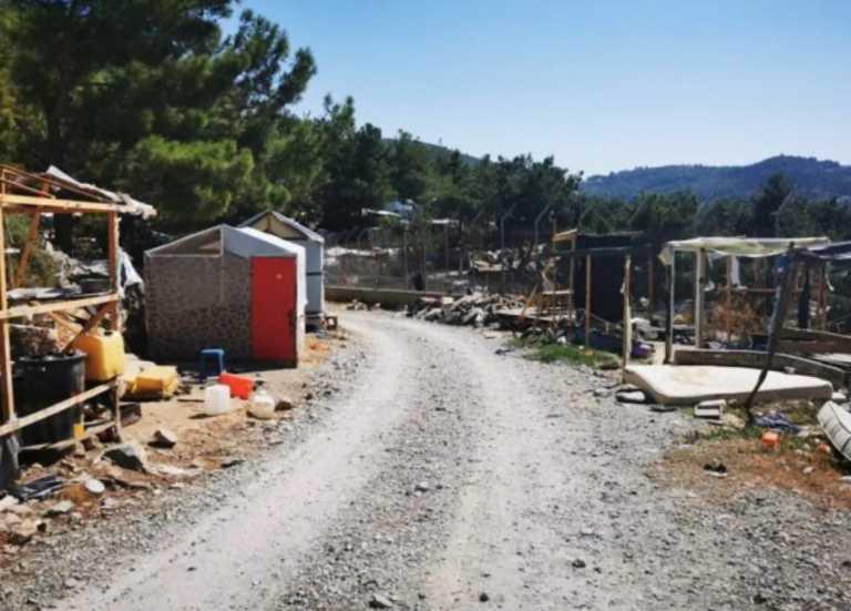 Σάμος: Μπουλντόζες στο παλιό ΚΥΤ στο Βαθύ - Επιστρέφονται στους ιδιοκτήτες οι καταπατημένες εκτάσεις