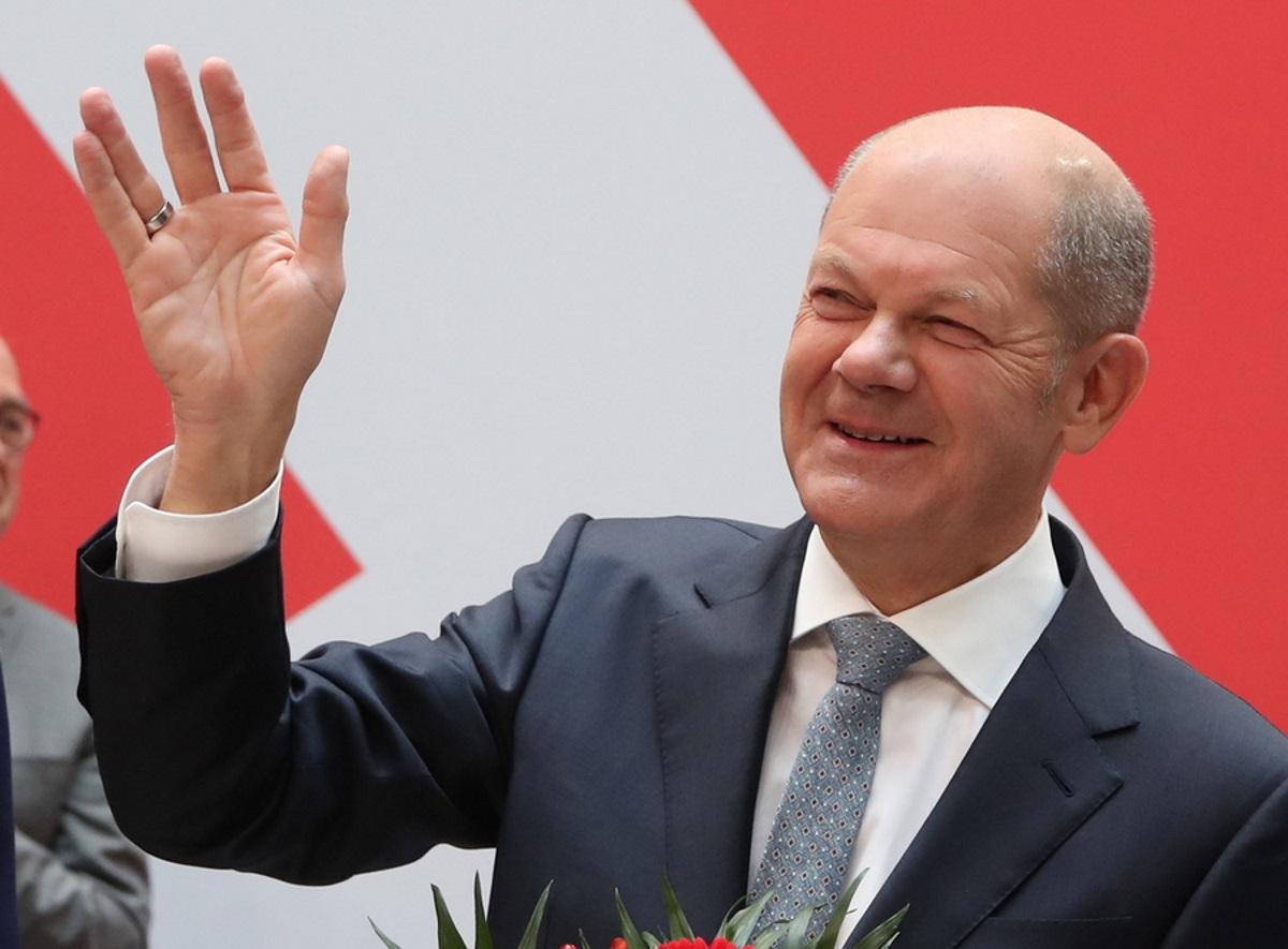 Γερμανικές εκλογές – Όλαφ Σολτς: Κυβέρνηση με Πράσινους και Φιλελεύθερους πριν τα Χριστούγεννα