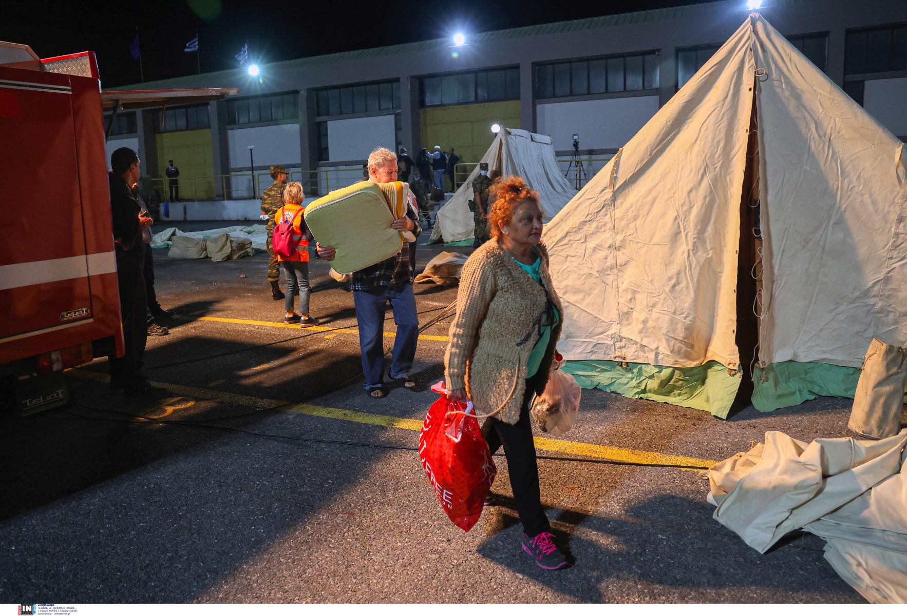 Σεισμός στην Κρήτη: Απόγνωση στα χαλάσματα, αναγεννιέται η ελπίδα στις σκηνές