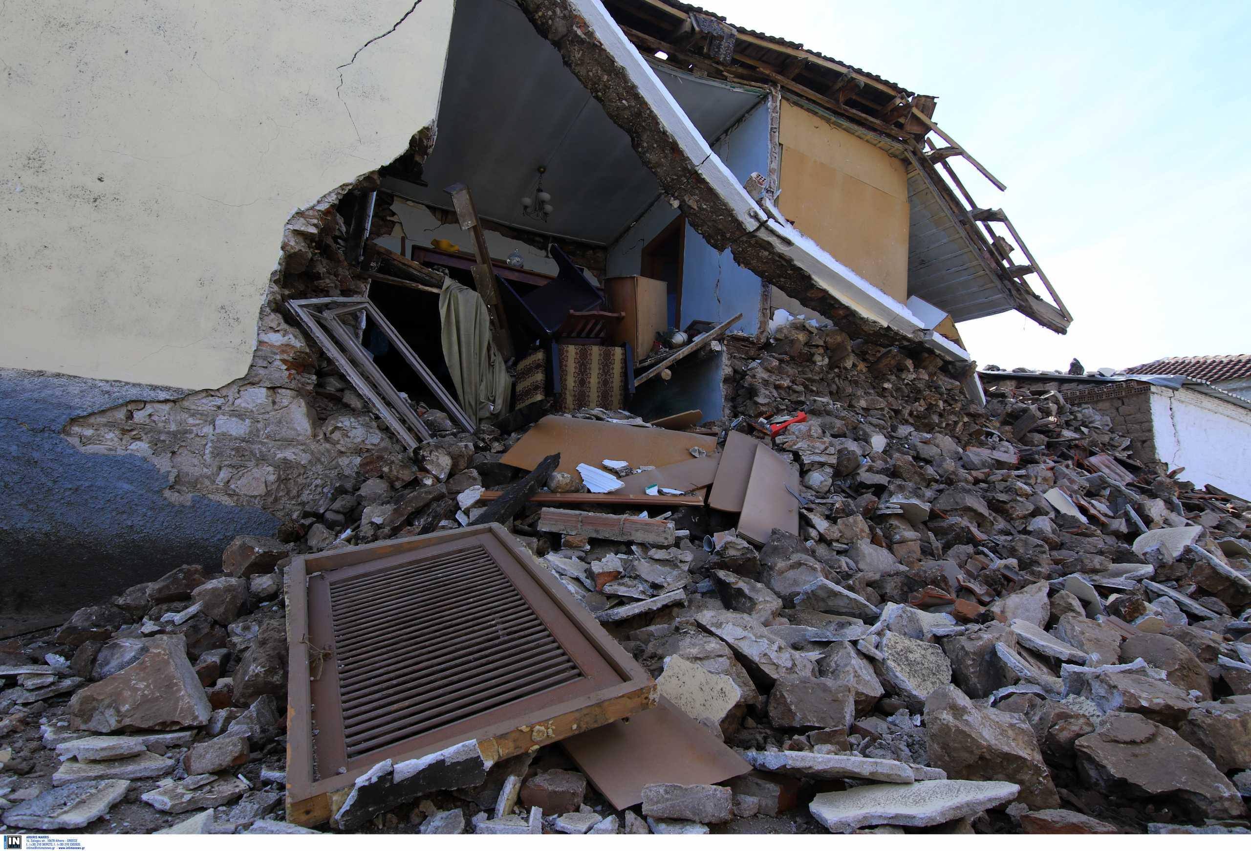 ΕΝΦΙΑ: Τρία χρόνια απαλλαγή για τα σεισμόπληκτα ακίνητα στο Βόρειο Αιγαίο και στη Θεσσαλία