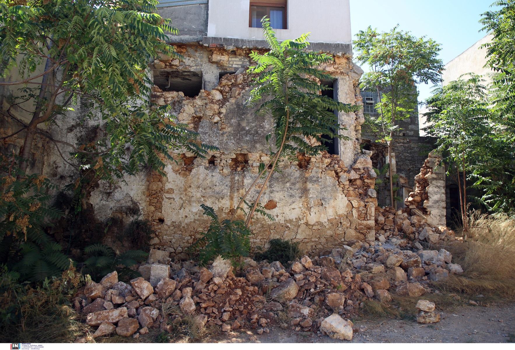 Σεισμός στην Κρήτη: Ισχυρός μετασεισμός 4,8 Ρίχτερ στο Ηράκλειο