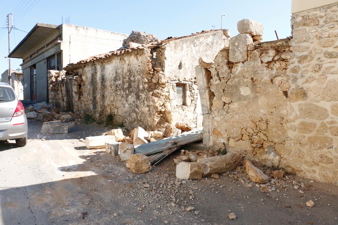 Σεισμός στην Κρήτη: Αναλύσεις και διαπιστώσεις από σεισμολόγους του ΑΠΘ μετά τα 5,8 Ρίχτερ