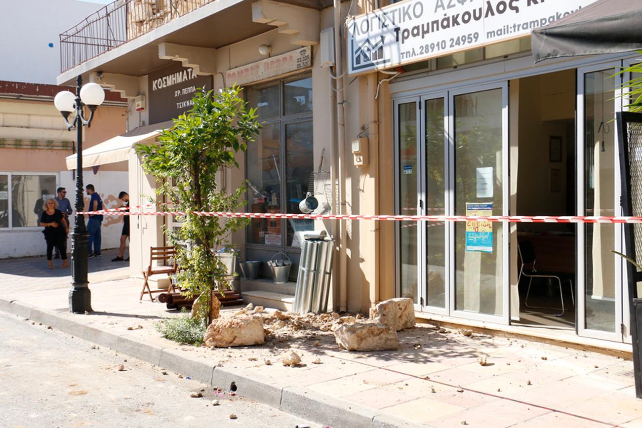 Σεισμός στην Κρήτη: Τι είναι το σχέδιο «Εγκέλαδος» που ενεργοποιήθηκε – Όλα όσα προβλέπει
