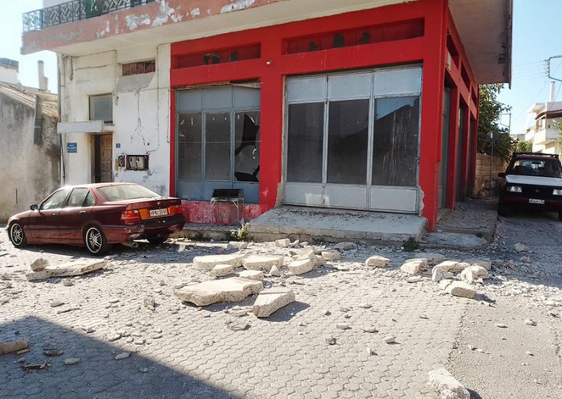 Σεισμός στην Κρήτη: Νέα ισχυρή δόνηση 4,6 Ρίχτερ στο Ηράκλειο