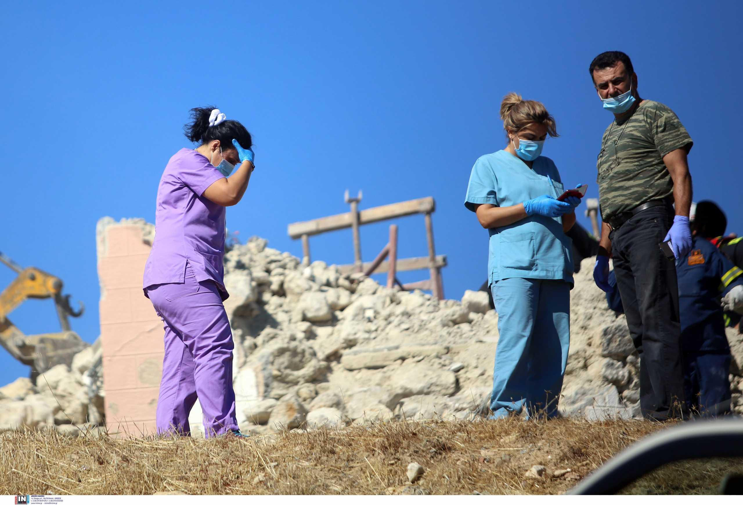 Σεισμός στην Κρήτη: Ένας νεκρός, τραυματίες και εικόνες καταστροφής