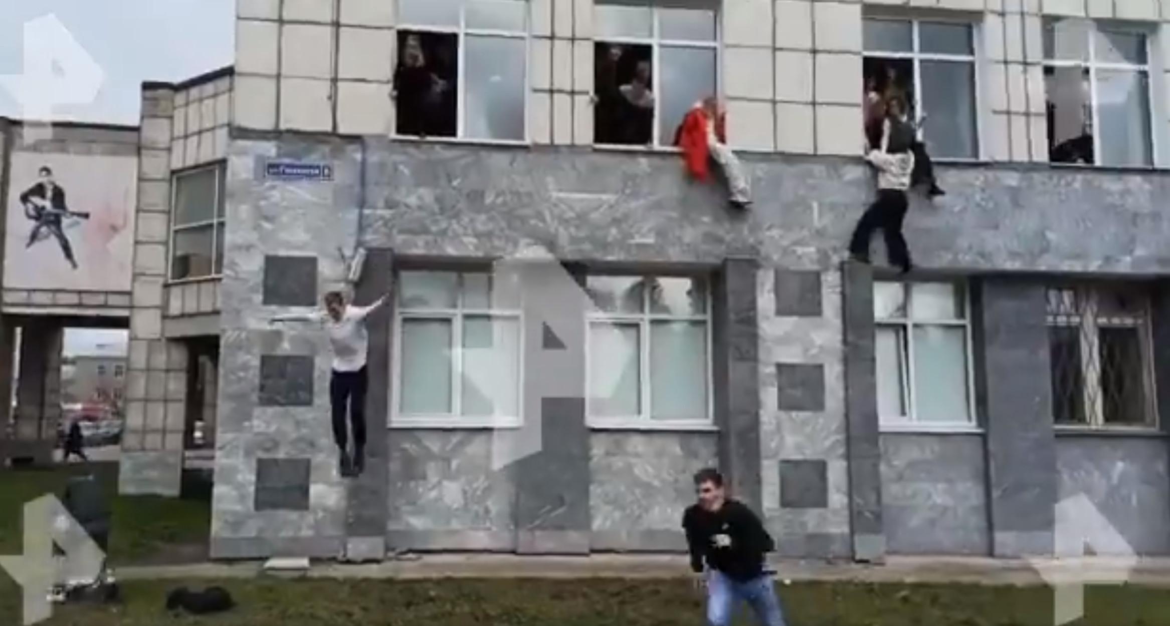 Ρωσία: Πυροβολισμοί σε πανεπιστήμιο στην Σιβηρία! Πέντε νεκροί