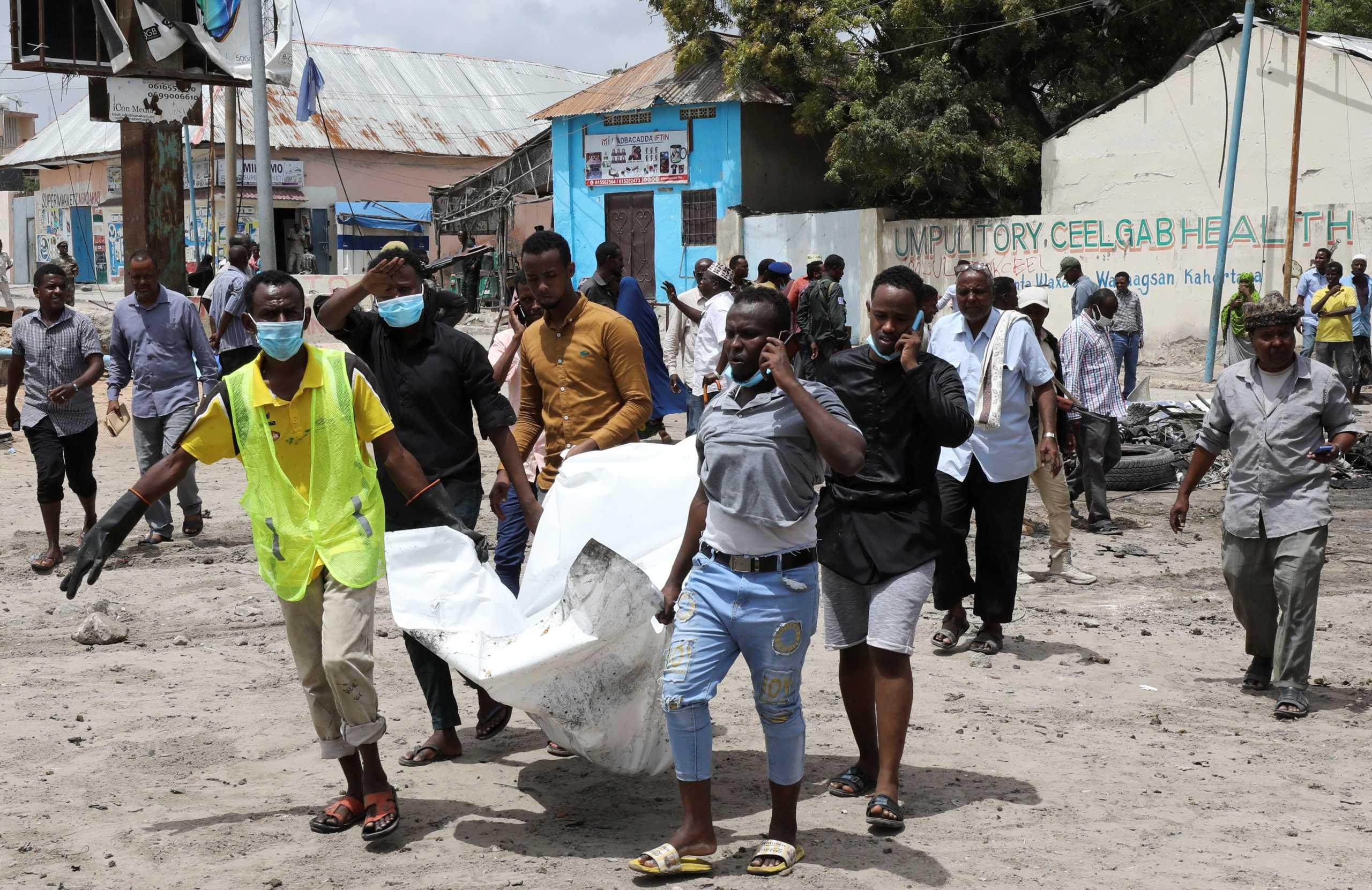 Σομαλία: 8 νεκροί σε επίθεση της Σεμπάμπ στην πρωτεύουσα Μογκαντίσου