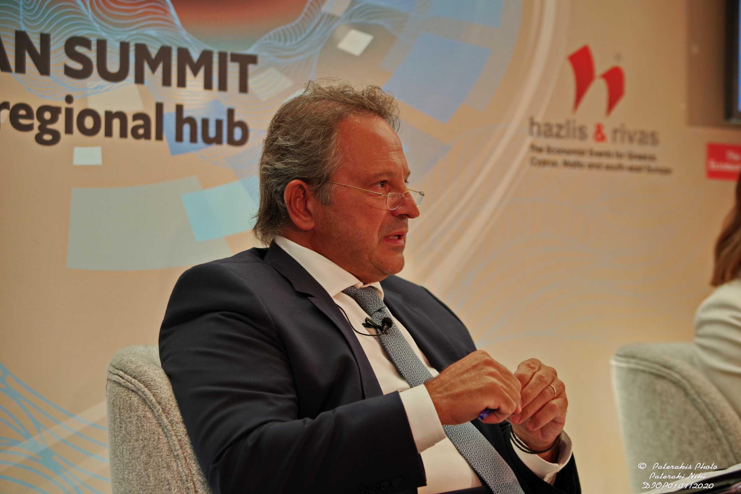 Π. Σουρέτης,Intrakat: «Η Κεντρική Μακεδονία μπορεί να αναδειχθεί σεleaderκαινοτόμων έργων»