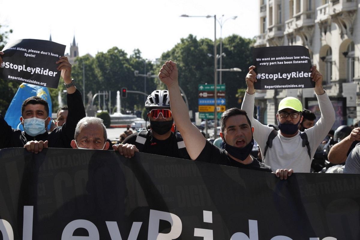 Ισπανία: Αύξηση στον κατώτατο μισθό – Έφτασε τα 1.125 ευρώ το μήνα