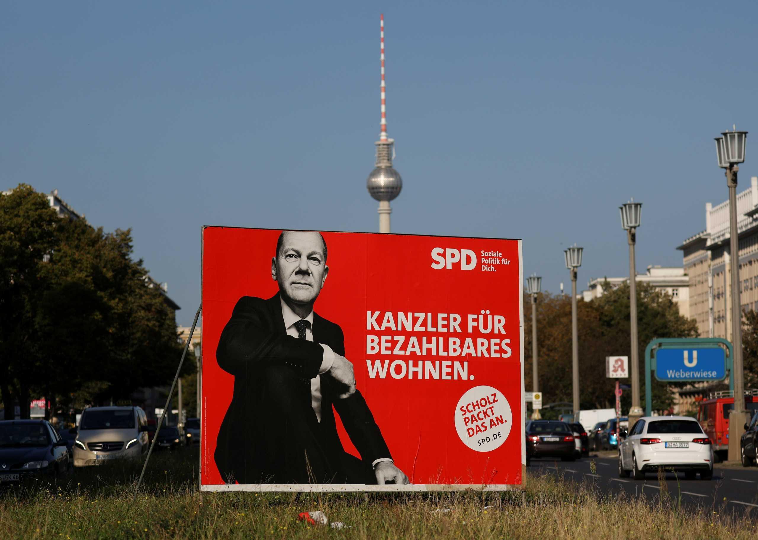 Γερμανία – Εκλογές: Αναγκαία προϋπόθεση η αύξηση του κατώτατου μισθού υποστηρίζει το SPD