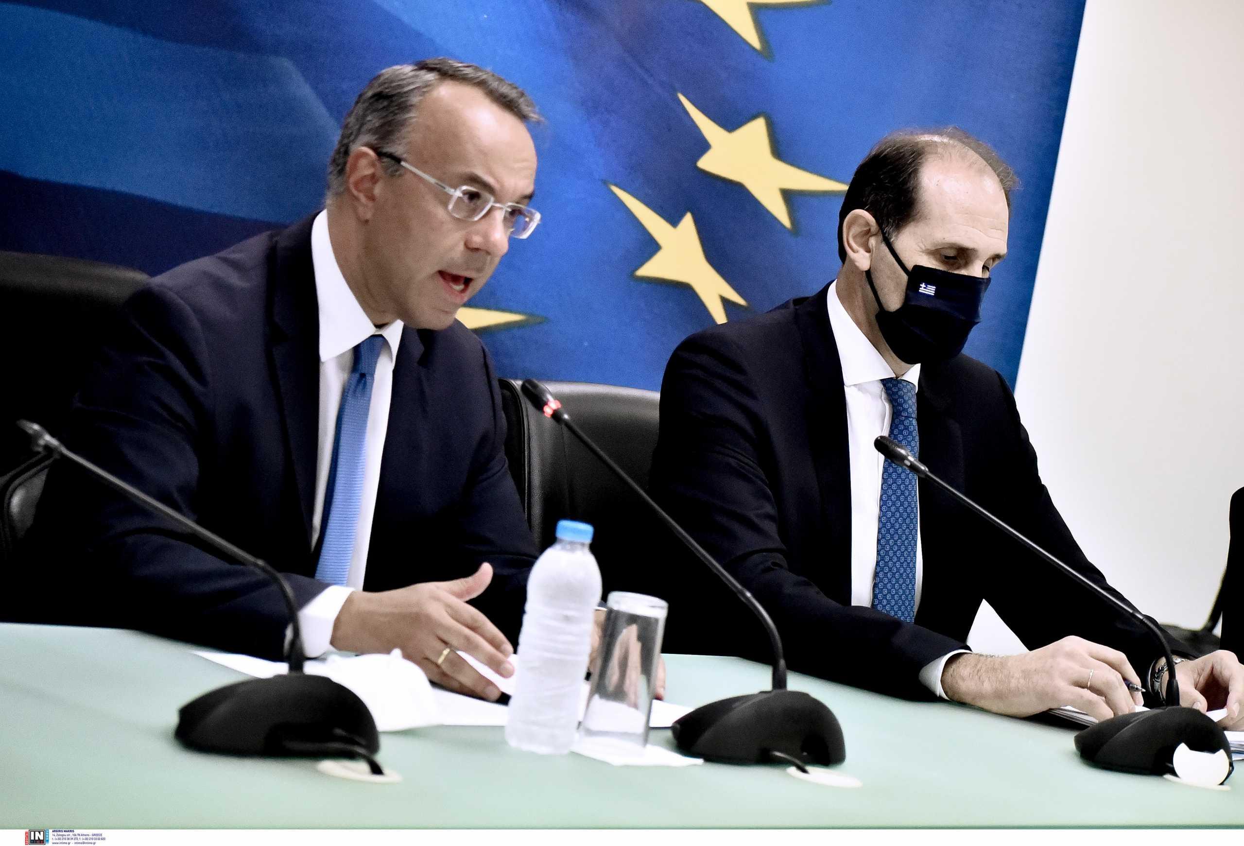 Σταϊκούρας: Μειώσεις φόρων και αύξηση επιδόματος θέρμανσης – Τι θα γίνει με την επιστρεπτέα προκαταβολή