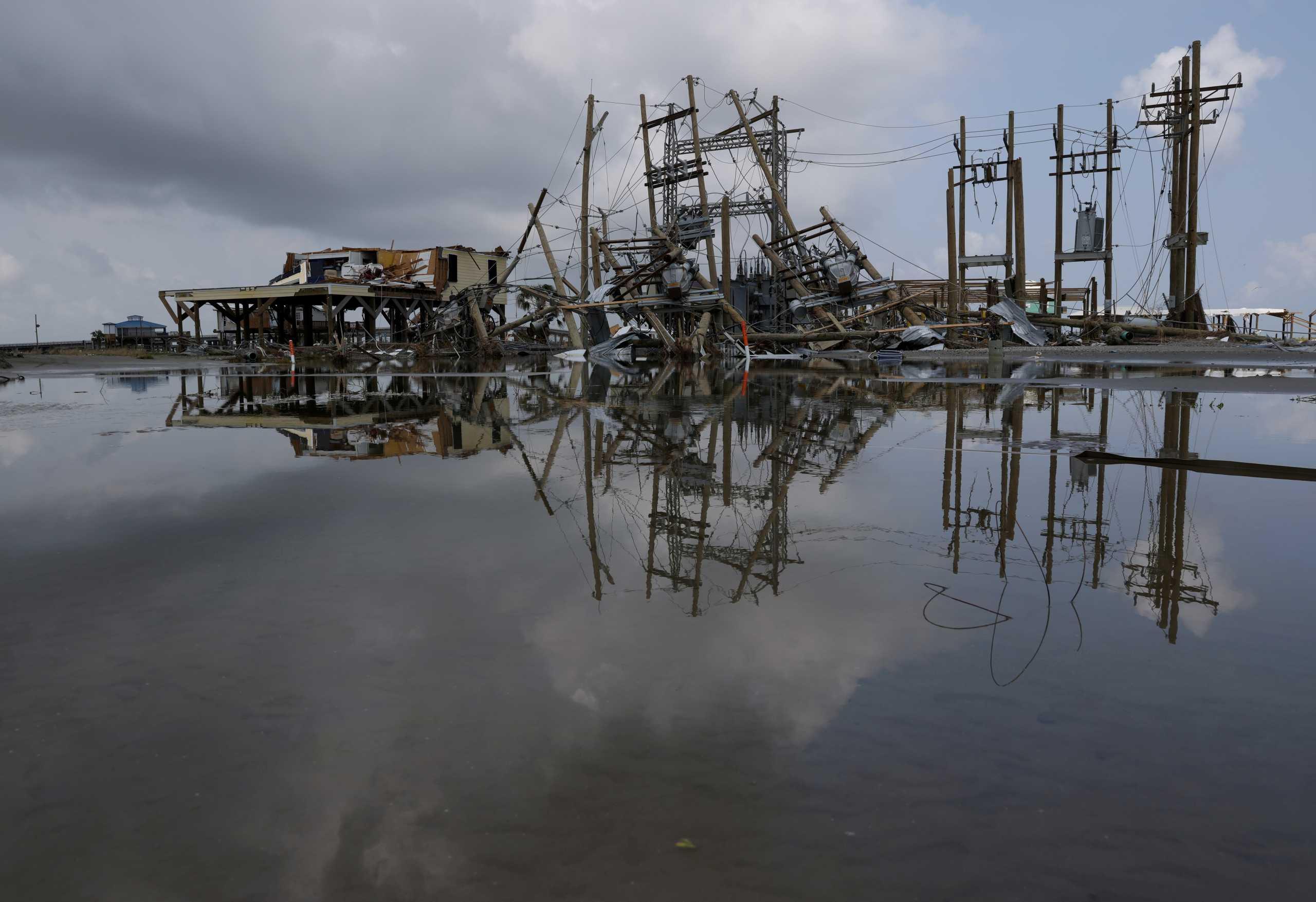 Σαρώνει τις ΗΠΑ ο κυκλώνας Άιντα: Στους 26 οι νεκροί στην Λουιζιάνα