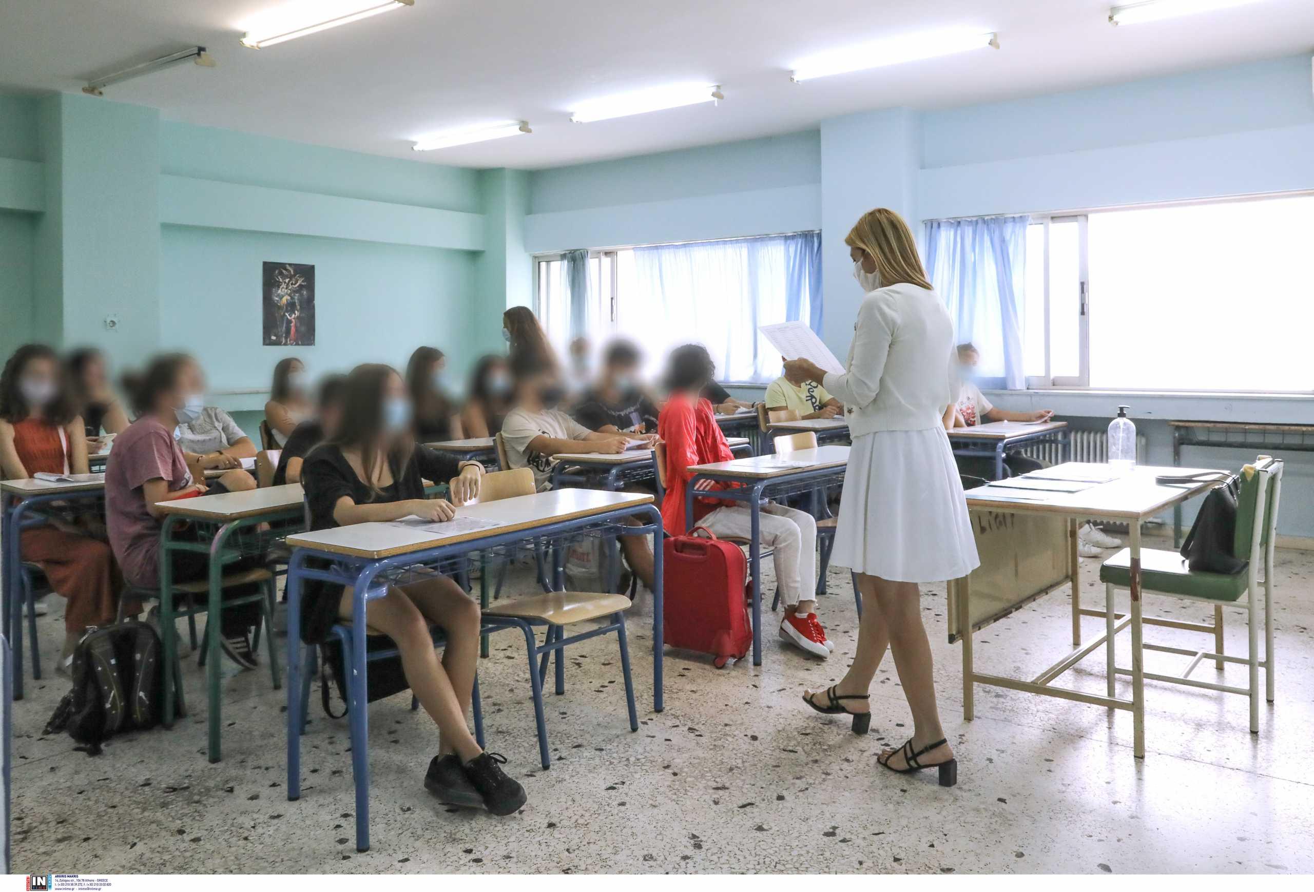 Κορονοϊός – Κεραμέως: Καταδίκη για τις μηνύσεις από γονείς-αρνητές σε εκπαιδευτικούς