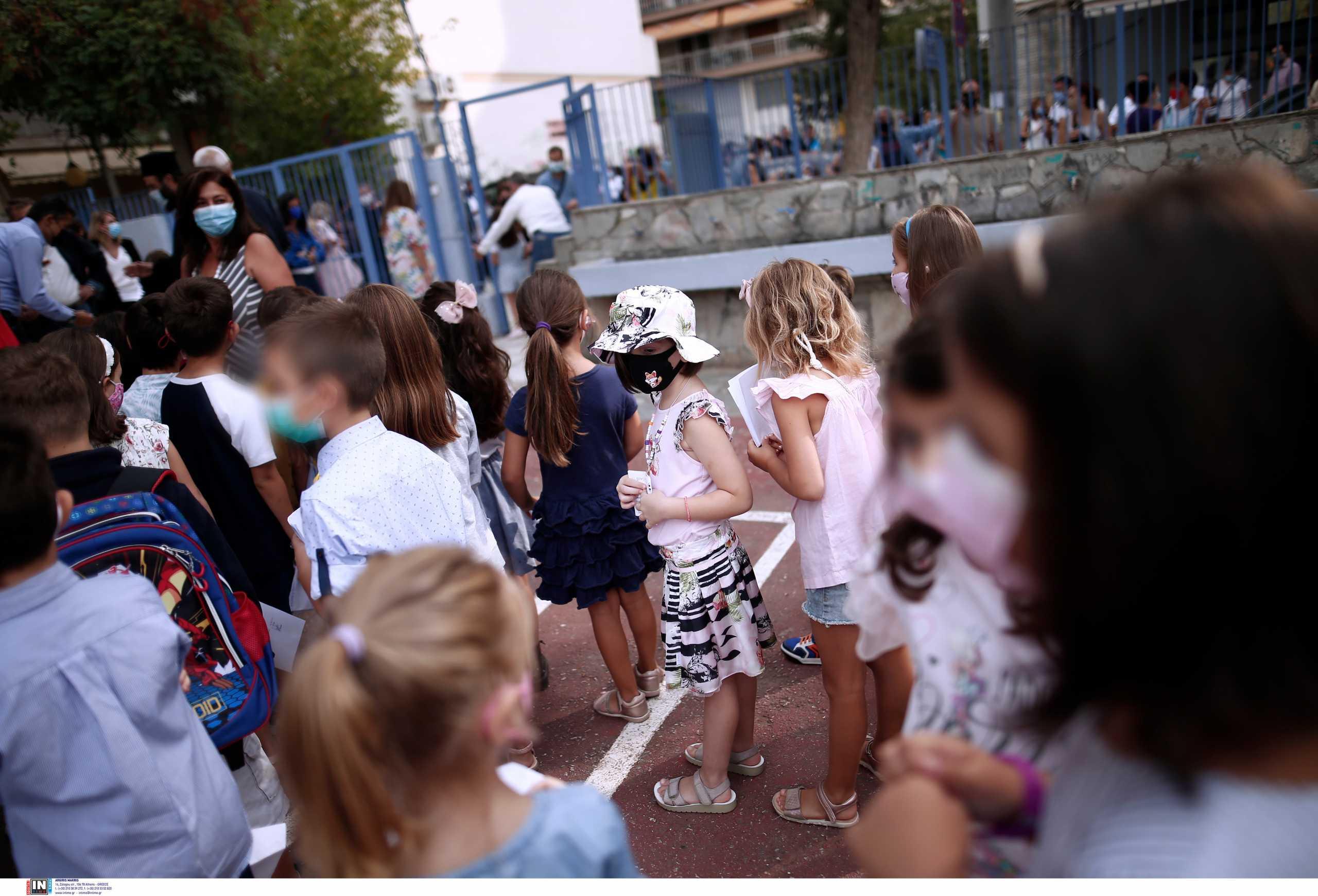 Κορονοϊός: Η μετάλλαξη Δέλτα χτυπά τα παιδιά – Το 25% των κρουσμάτων είναι στις ηλικίες 4-18 ετών