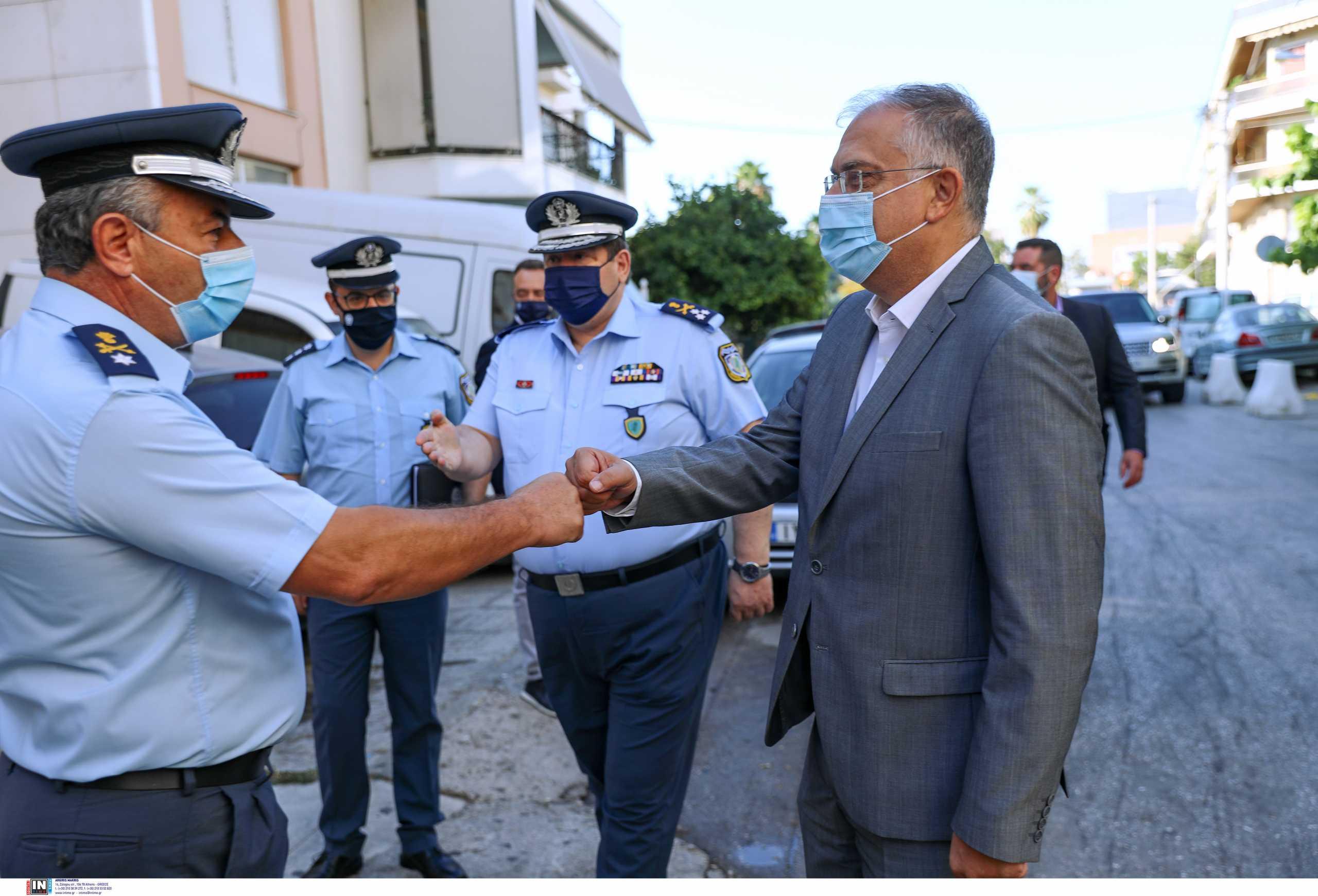 Τάκης Θεοδωρικάκος: Προανήγγειλε ψηφιοποίηση υπηρεσιών για να βγουν περισσότεροι αστυνομικοί στους δρόμους