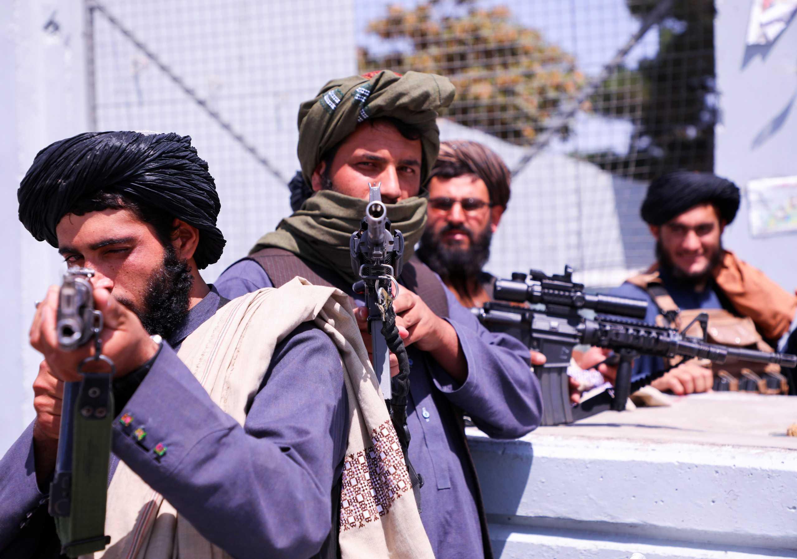 Μόνο Ταλιμπάν στη νέα κυβέρνηση του Αφγανιστάν – Πότε θα ανακοινωθεί