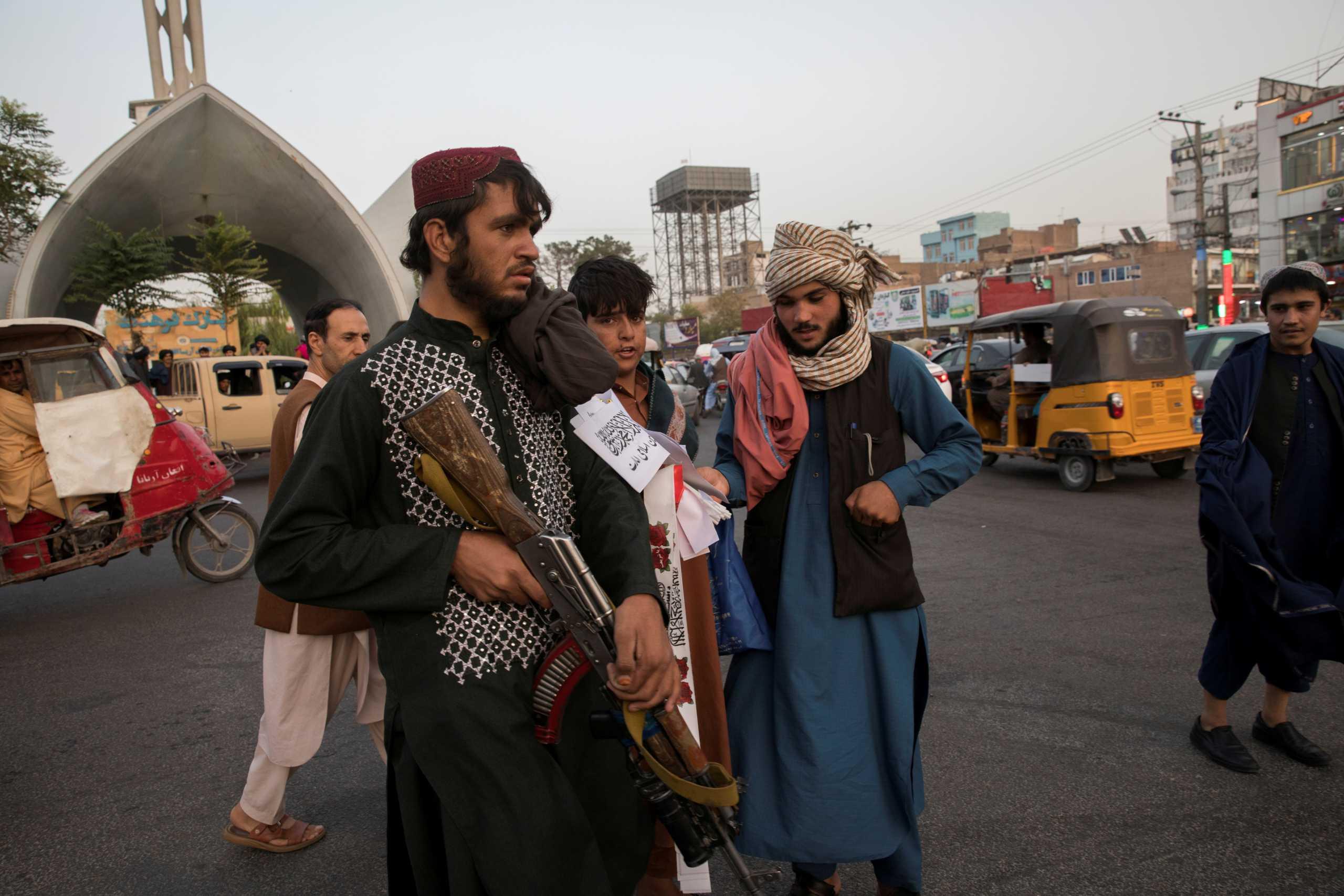 Αφγανιστάν: Οι Ταλιμπάν τσακώνονται για την εξουσία – Καυγάς στο προεδρικό μέγαρο