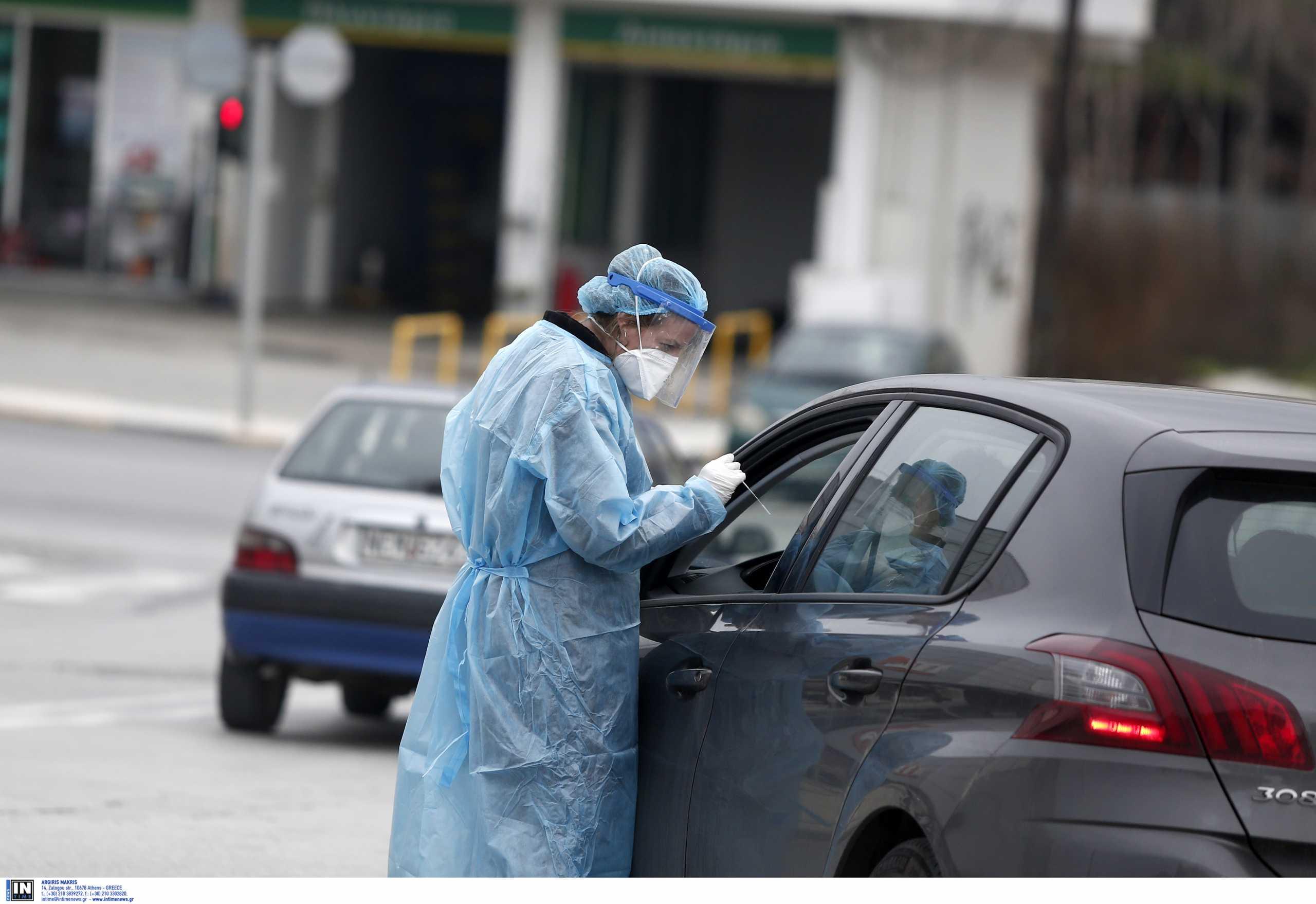 Κορονοϊός: Μόλις 42 κρούσματα «χωρίζουν» Αττική και Θεσσαλονίκη