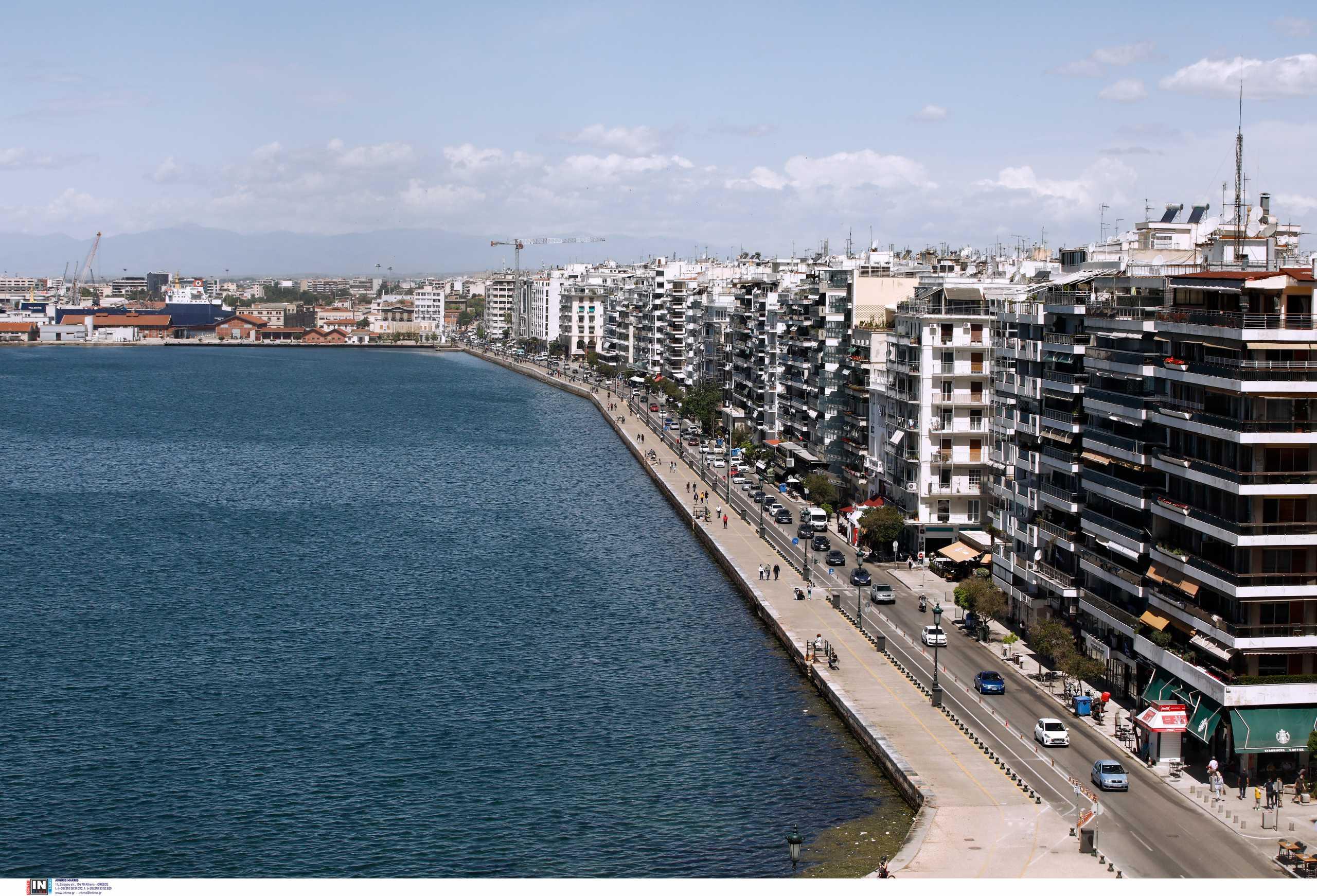 Κορονοϊός - Θεσσαλονίκη: Ήπια αυξάνεται το ιικό φορτίο στα λύματα