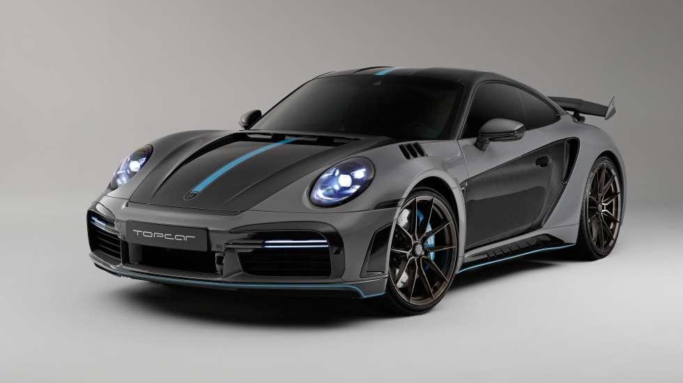 Δικαστική «πόρτα» στην Porsche υπέρ των βελτιωτικών οίκων