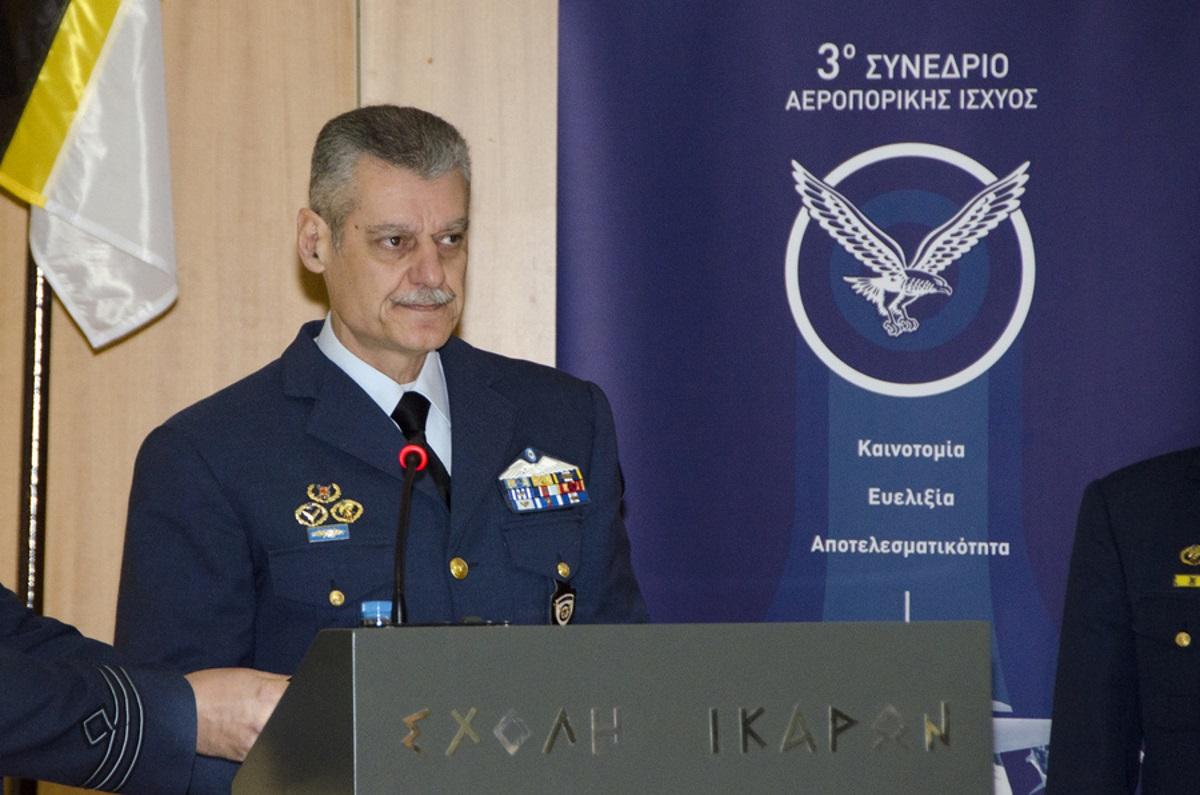 Πτέραρχος Ευάγγελος Τουρνάς: Ποιός είναι ο νέος υφυπουργός Πολιτικής Προστασίας