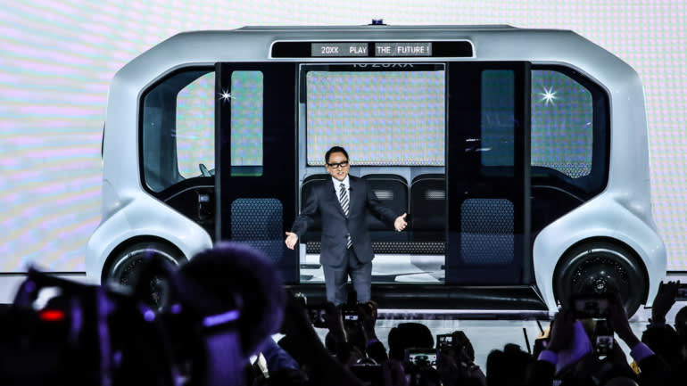 Toyota: Εκφράζει έντονες ανησυχίες για τα αυτόνομα οχήματα