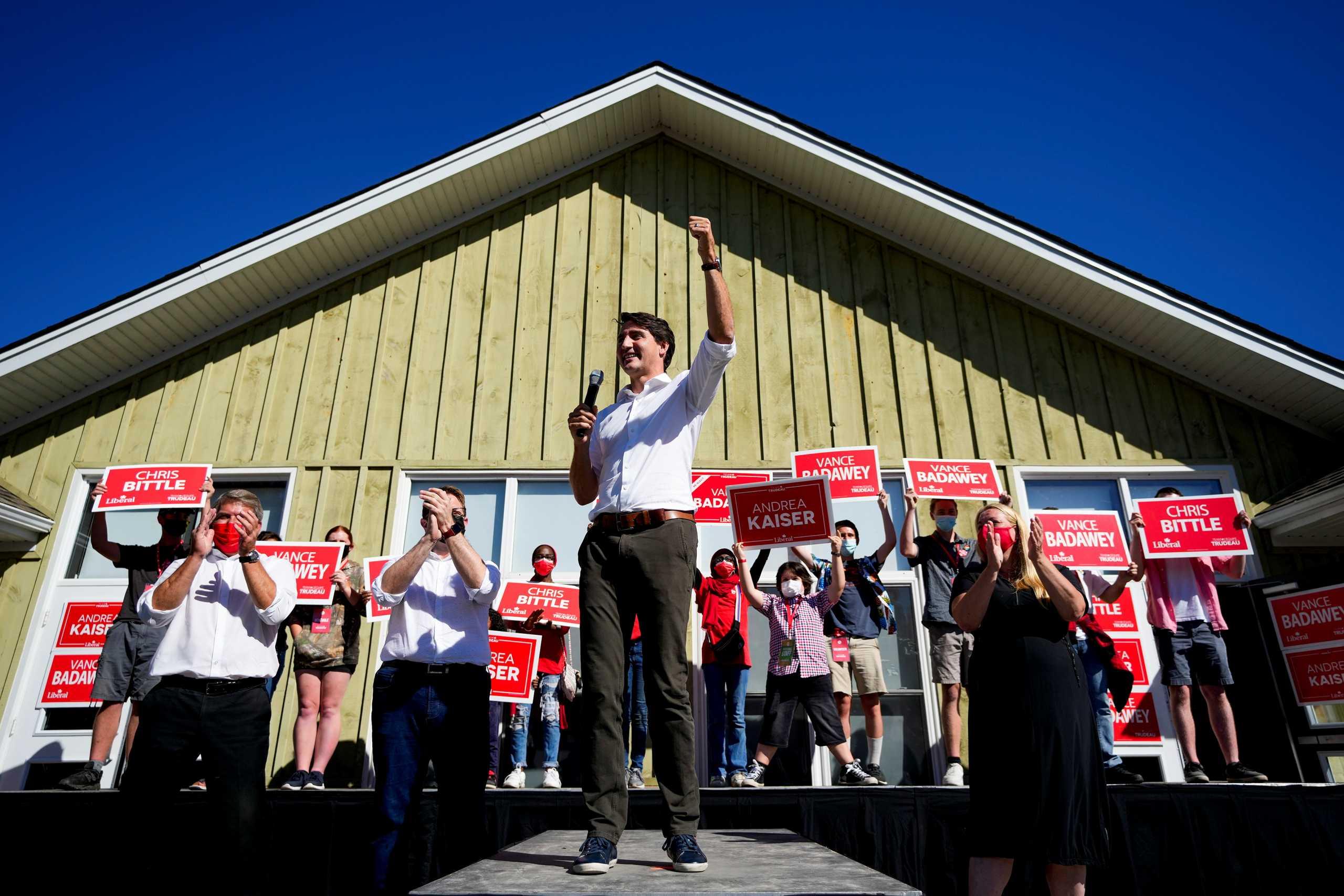 Καναδάς – εκλογές: Τρίτη θητεία του Τζάστιν Τριντό ή αλλαγή στην κυβέρνηση;