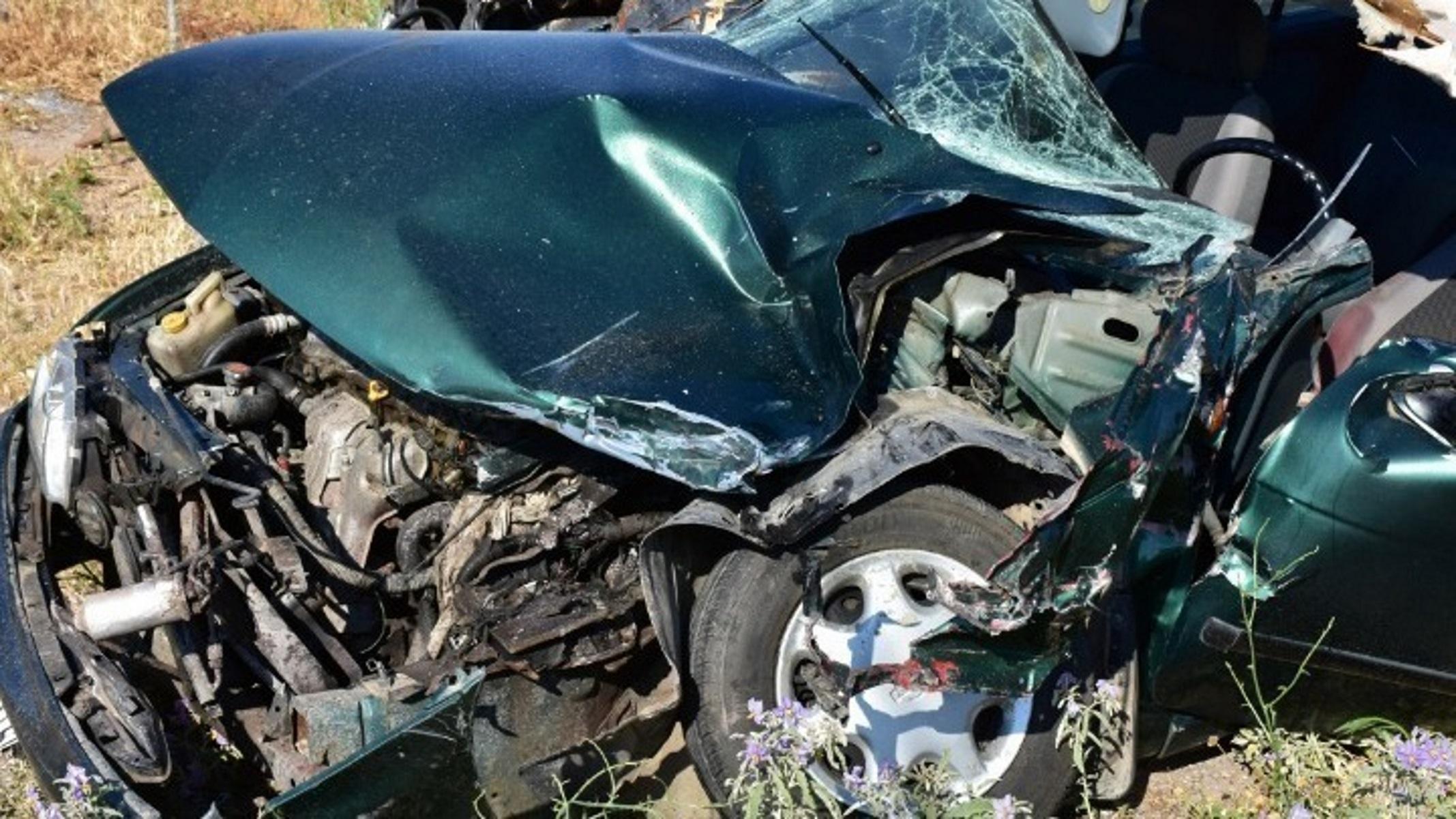 Ηράκλειο: Τροχαίο με 4 τραυματίες – Μία γυναίκα σε σοβαρή κατάσταση