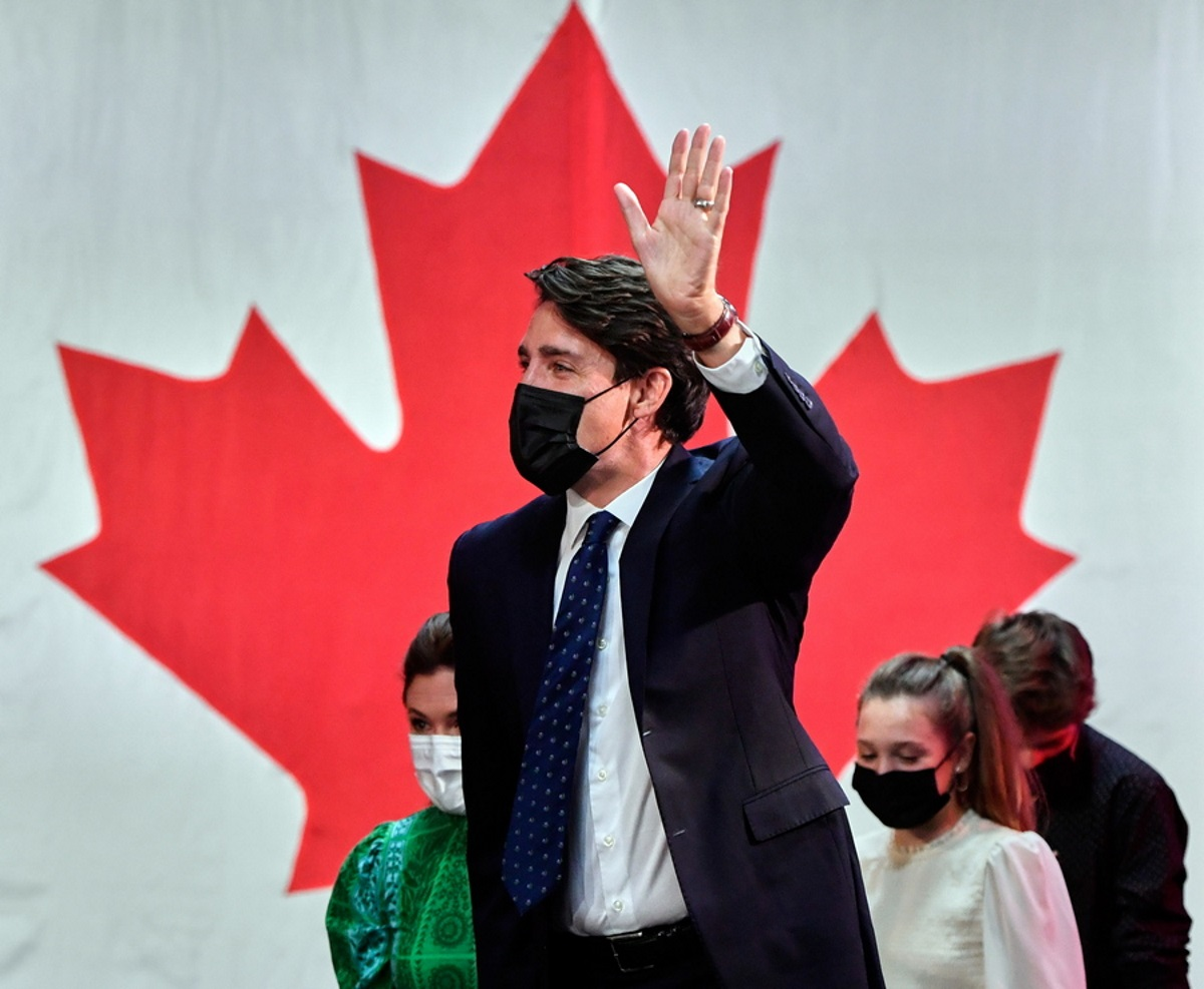 Καναδάς – Εκλογές: Πύρρειος νίκη για τον Τζάστιν Τριντό χωρίς αυτοδυναμία