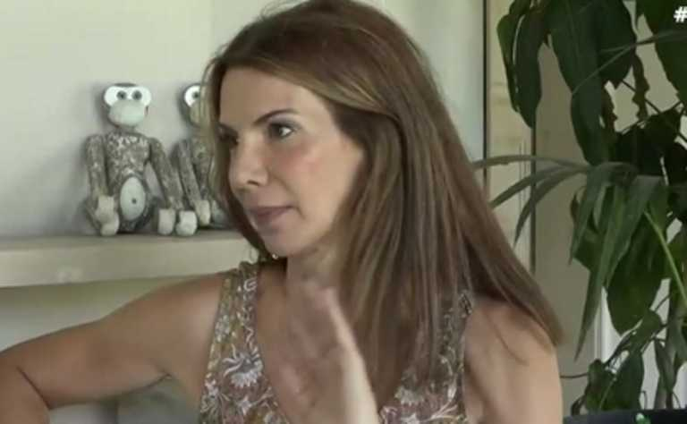 Μαρίνα Τσιντικίδου: «Διάβαζα σχόλια που έκαναν για εμένα κι έκλαιγα»