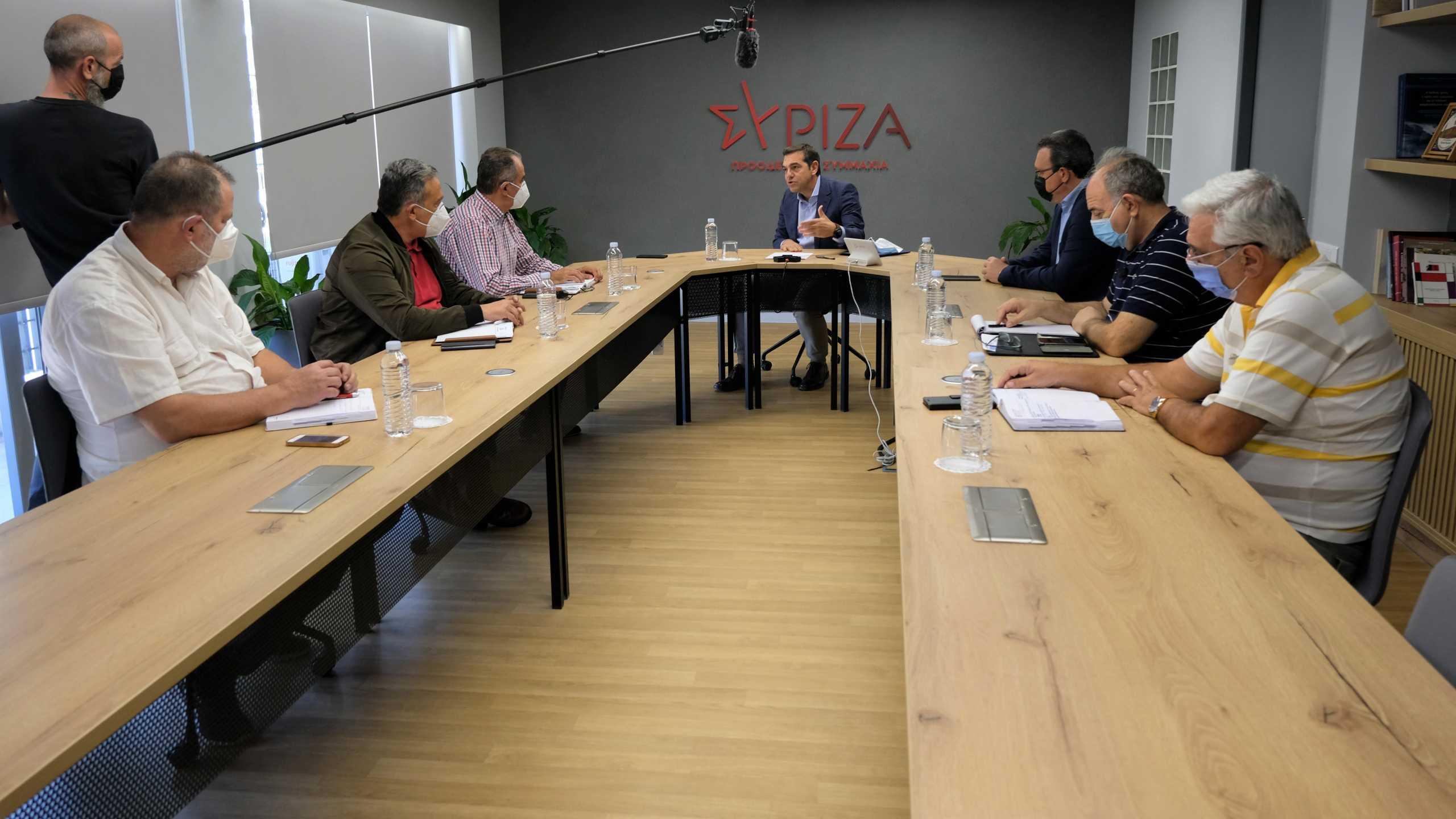Τσίπρας: Ο Μητσοτάκης εκχωρεί τη ΔΕΗ μέσα σε βαθιά ενεργειακή κρίση