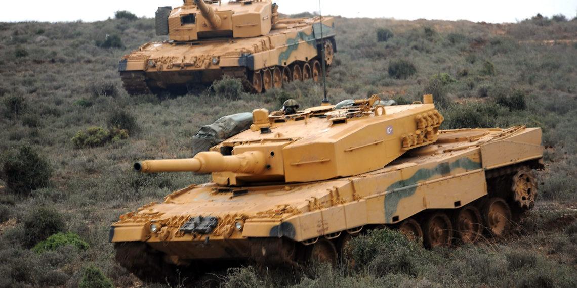 «Χρυσές δουλειές» έκανε η Γερμανία με όπλα συνολικής αξίας 83 εκ. ευρώ στην Τουρκία!