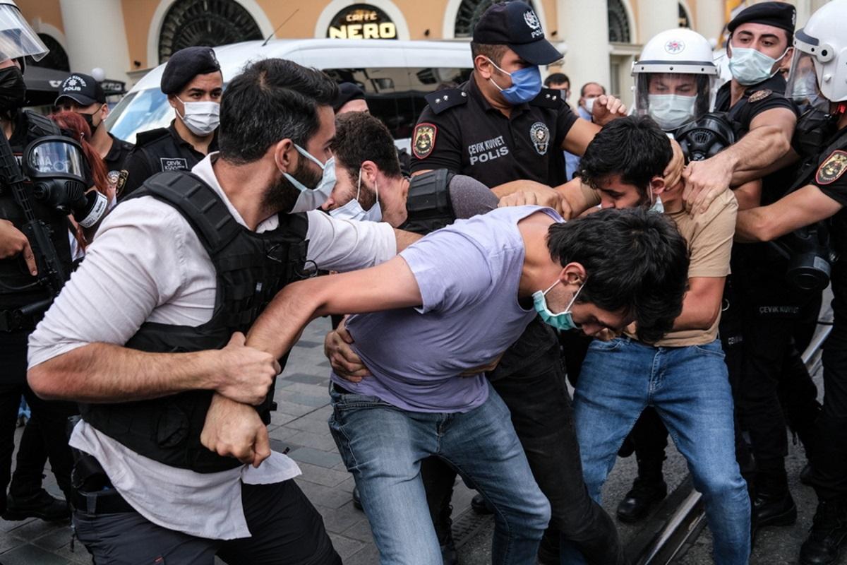 Τουρκία: 80 φοιτητές υπό κράτηση – Διαμαρτύρονταν για τα υψηλά ενοίκια