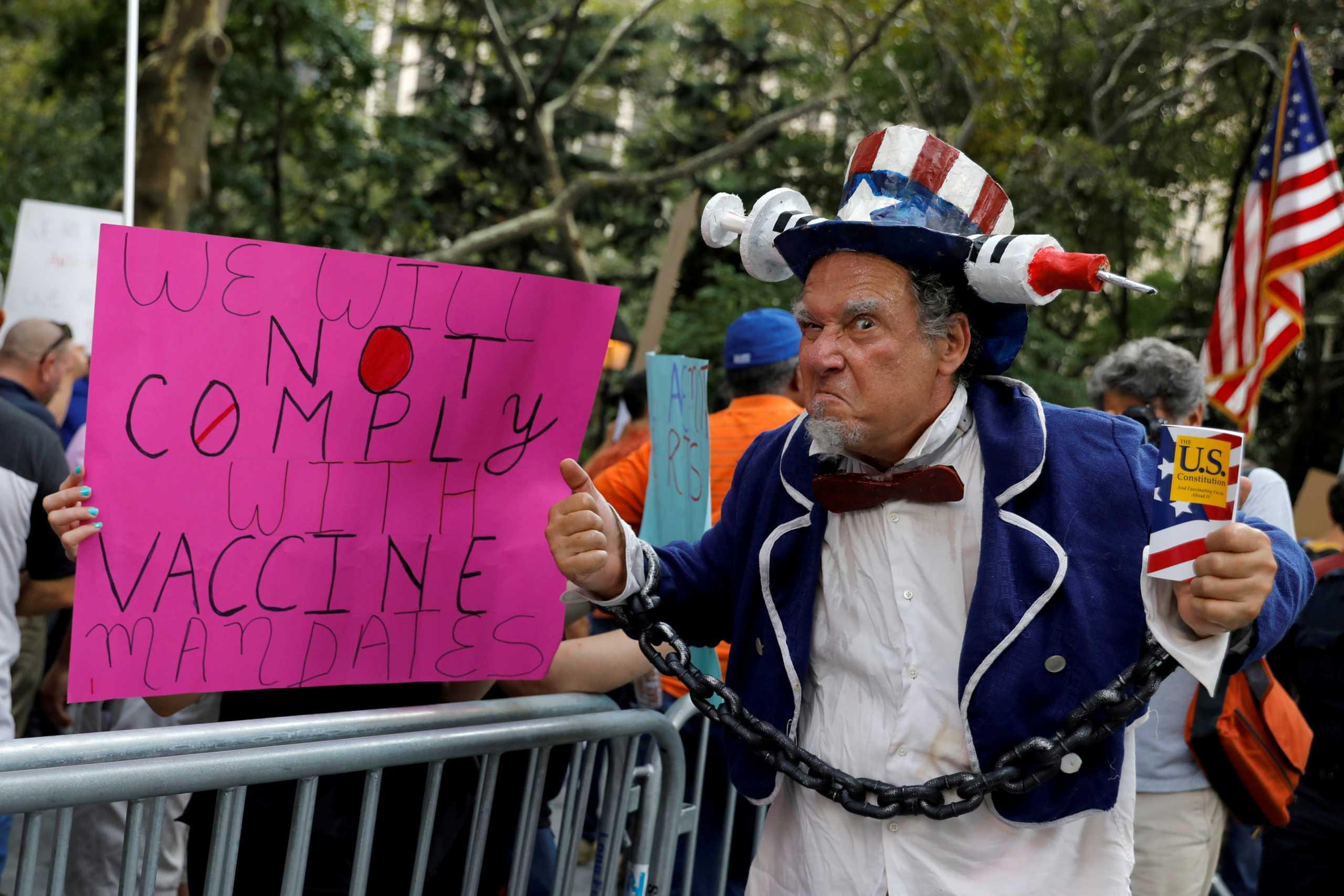 Ο κορονοϊός στις ΗΠΑ σκότωσε περισσότερους από την ισπανική γρίπη