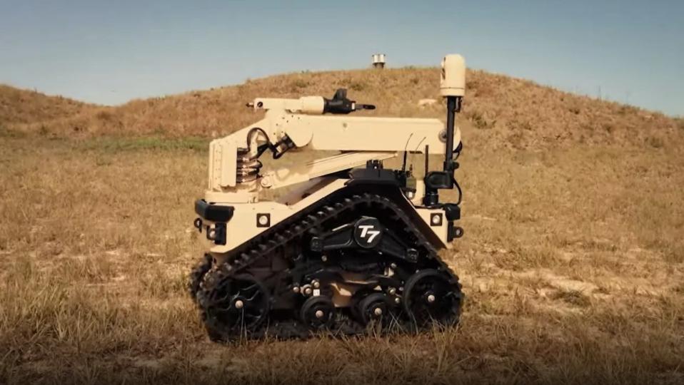 Νέο «deal» της USAF για την απόκτηση 170 ρομπότ – Γιατί όμως;