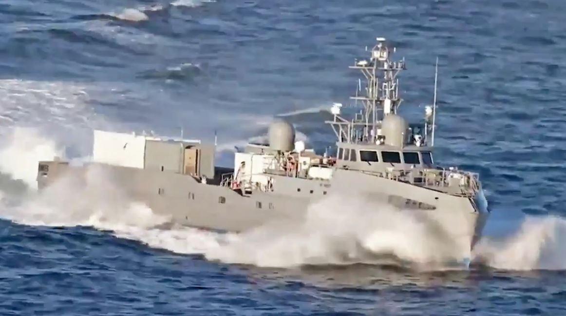 «Το μέλλον είναι τώρα»: Πύραυλος SM-6 εκτοξεύεται από μη επανδρωμένο σκάφος επιφανείας