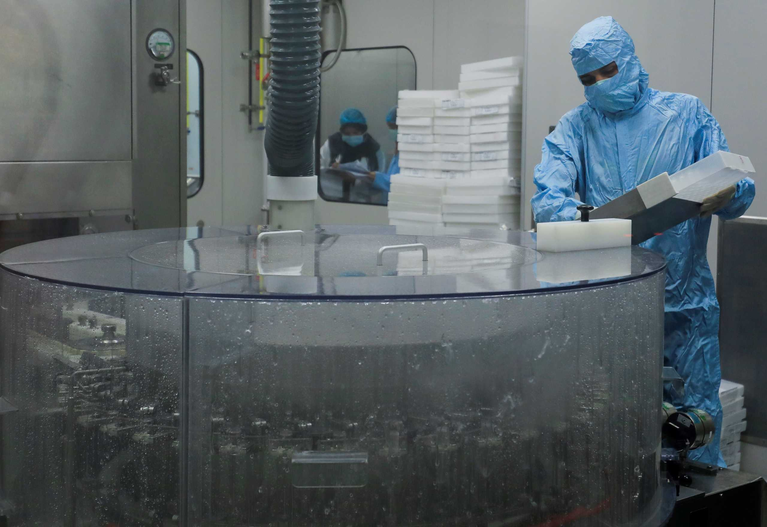 Γερμανία: Η κυβέρνηση χρηματοδοτεί 6 σκευάσματα κατά του κορονοϊού