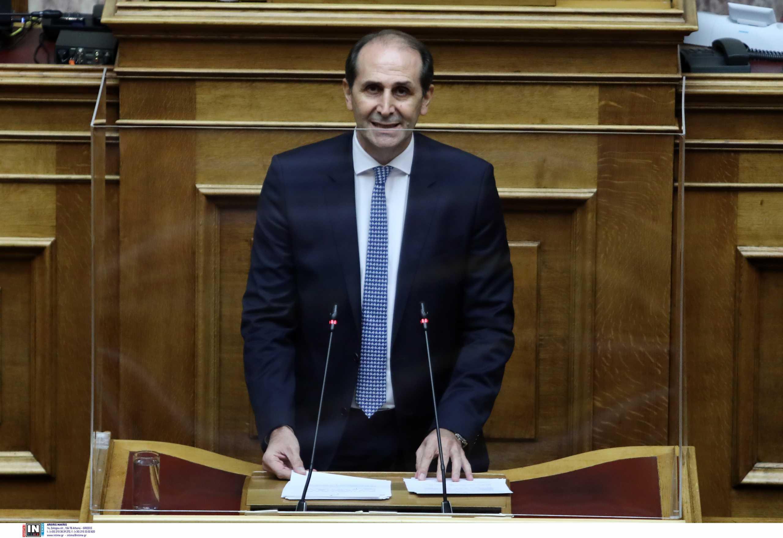 Βεσυρόπουλος: Η περίοδος της κατάργησης φόρων «με ένα νόμο και ένα άρθρο» πέρασε ανεπιστρεπτί