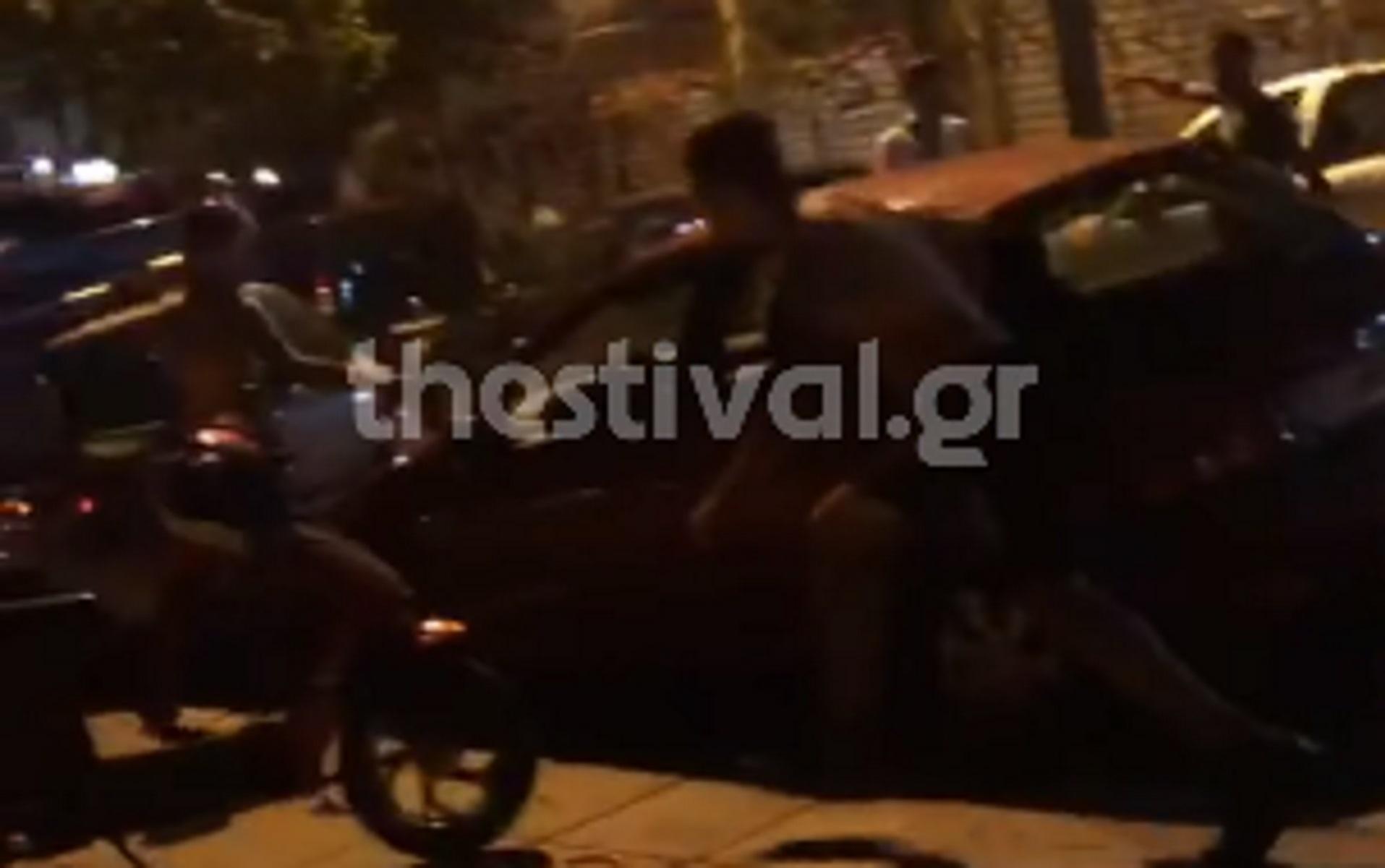 Βίντεο ντοκουμέντο από τη δολοφονία του 24χρονου Αλγερινού από 20χρονο ομοεθνή του στη Θεσσαλονίκη