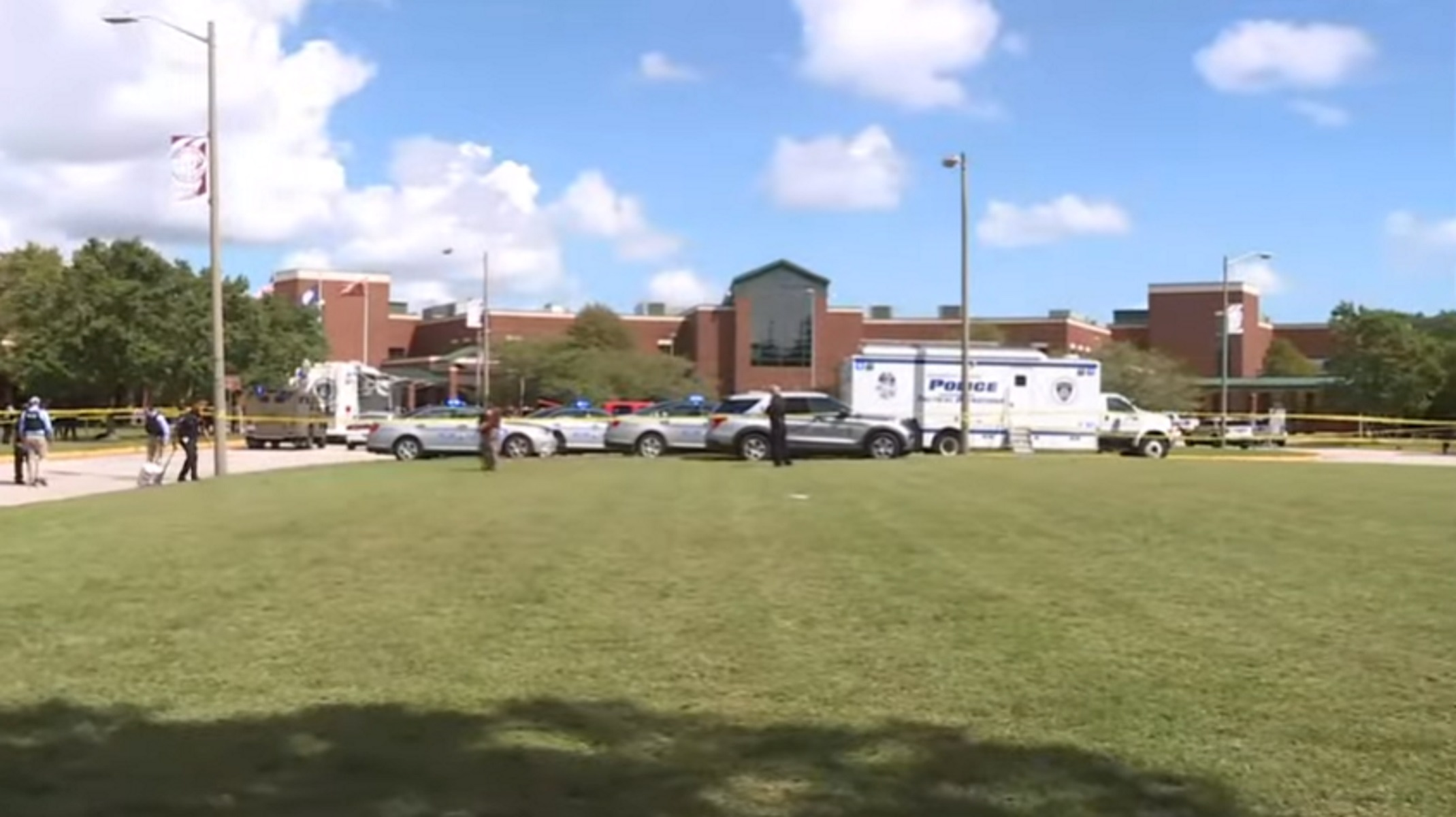 ΗΠΑ: Πυροβολισμοί σε σχολείο στη Βιρτζίνια